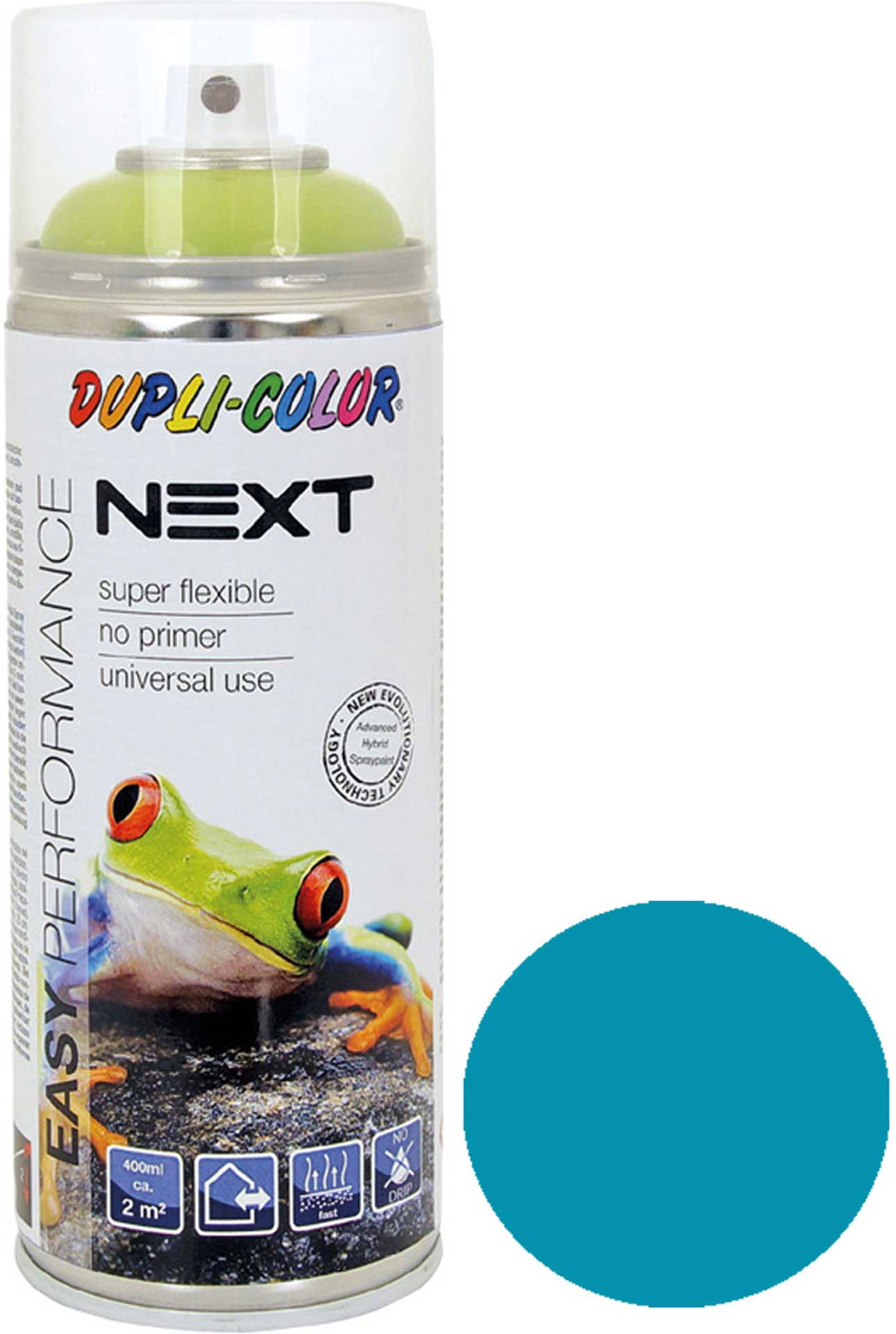 DUPLI-COLOR NEXT SOFIA PETROL SDM. 400ML SPRAY PAINT