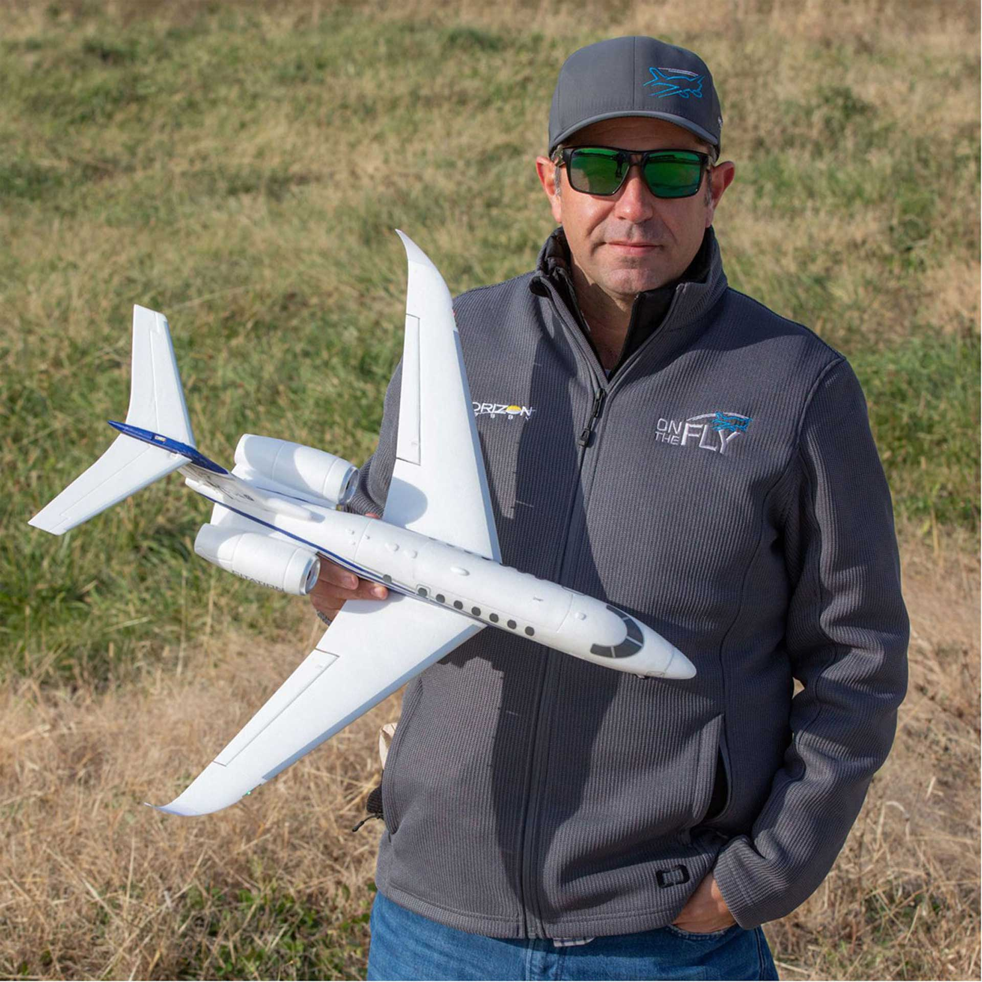 E-Flite UMX CITATION LONGITUDE BNF® BASIC WITH 2 EDF 30MM
