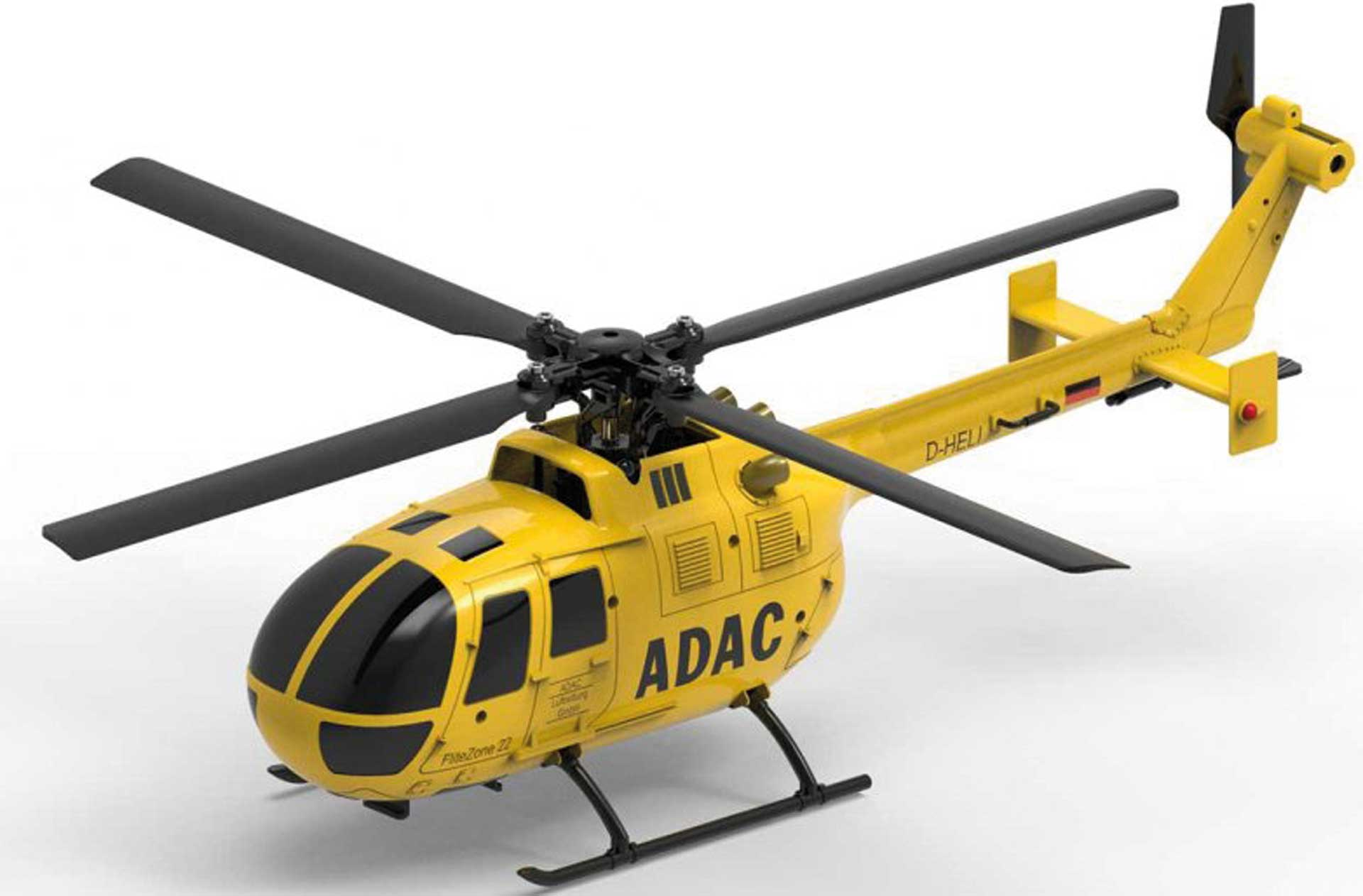 PICHLER ADAC Helicopter RTF Mode 1 und Mode 2