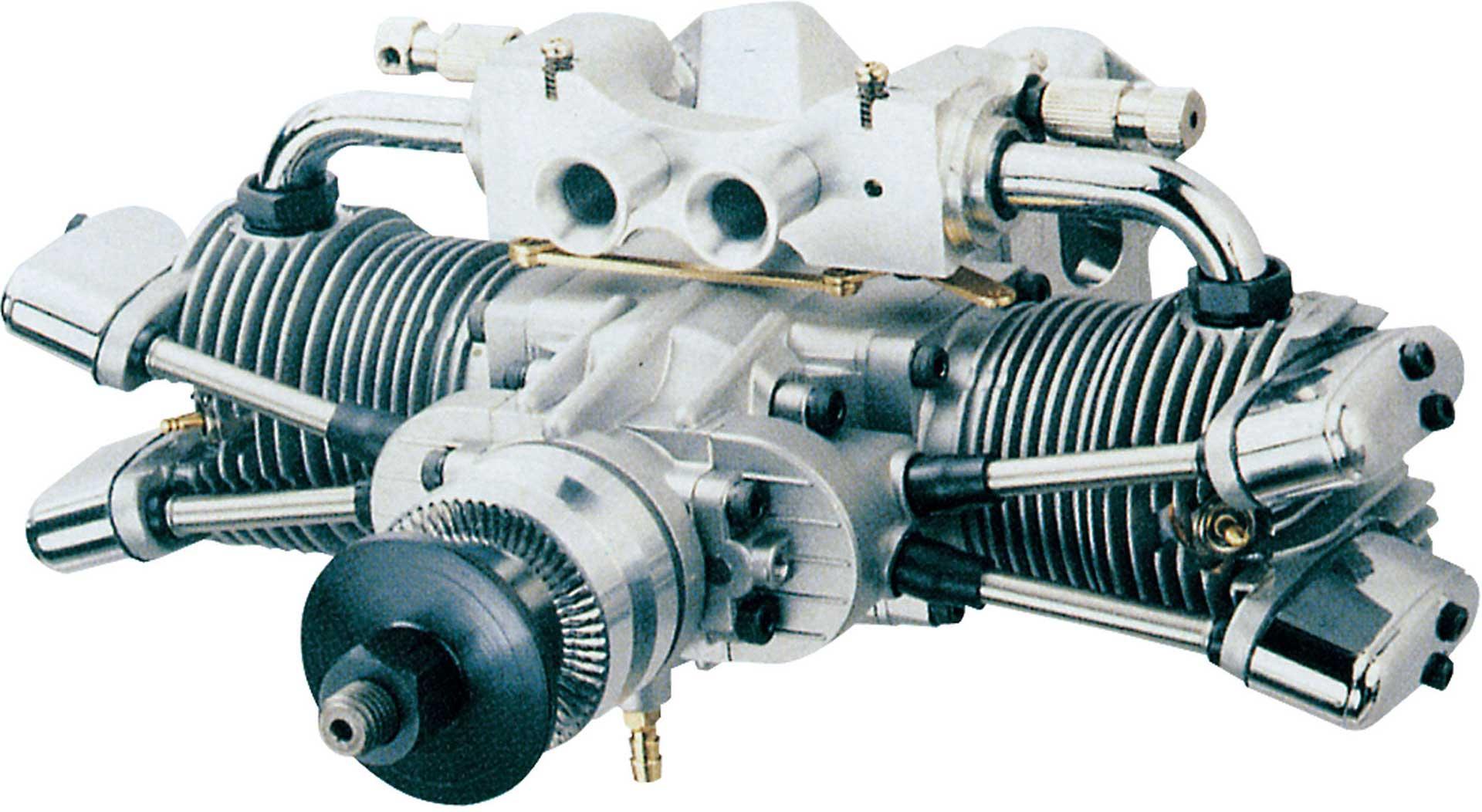 SAITO FA-182TD 2-CYLINDER ENGINE