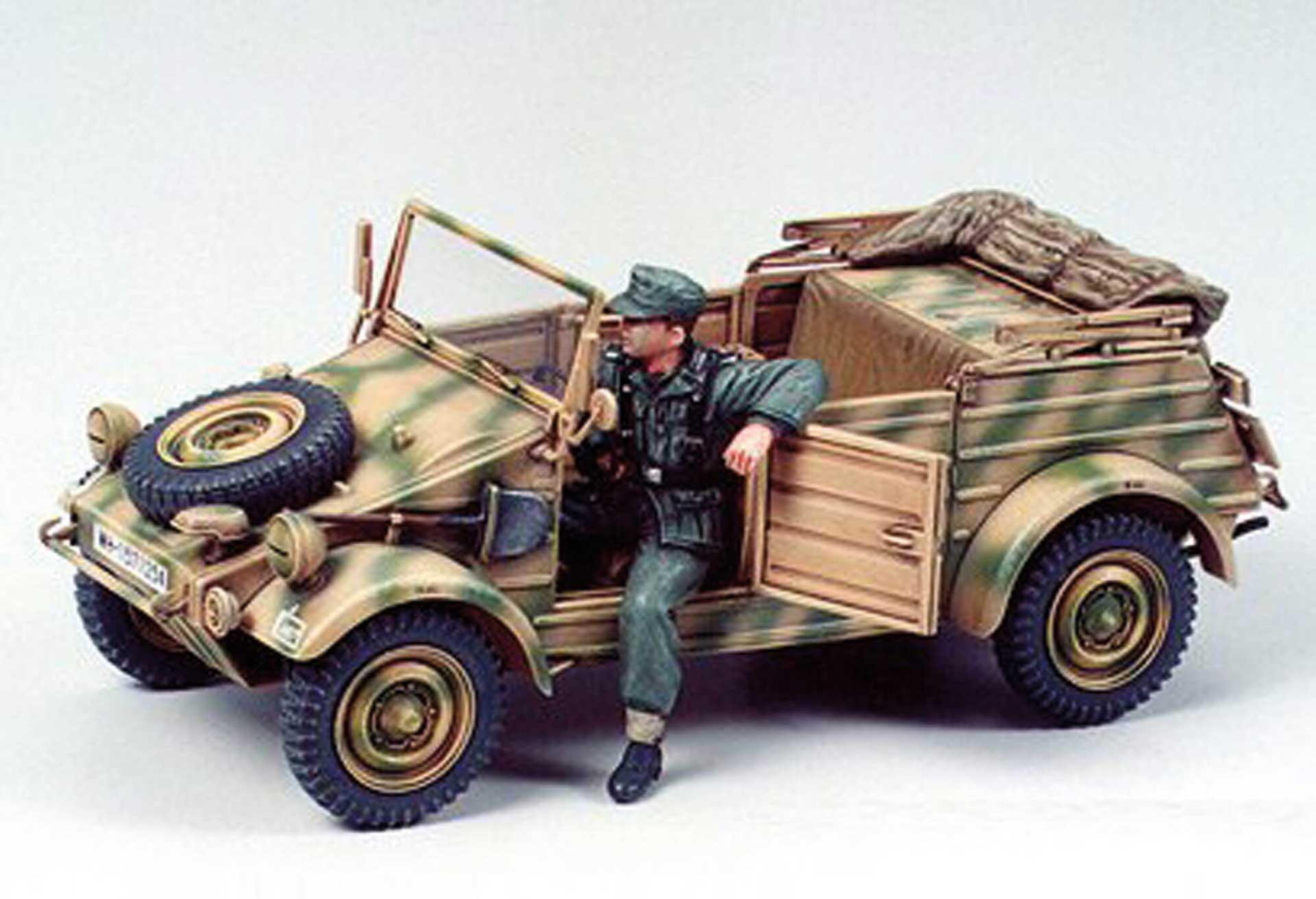 TAMIYA GERMAN KÜBELWAGEN TYPE 82 1/35