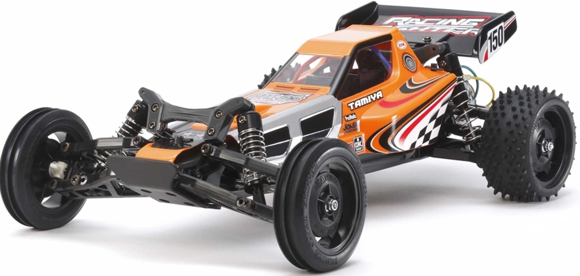 TAMIYA X-SA Racing Fighter (DT-03) 1/10 2WD EP ready built and painted