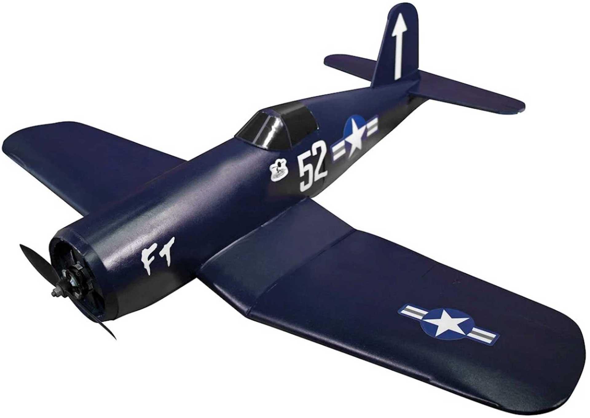 FLITE TEST FT Mighty Mini Corsair Speed Build Kit (609mm) WR