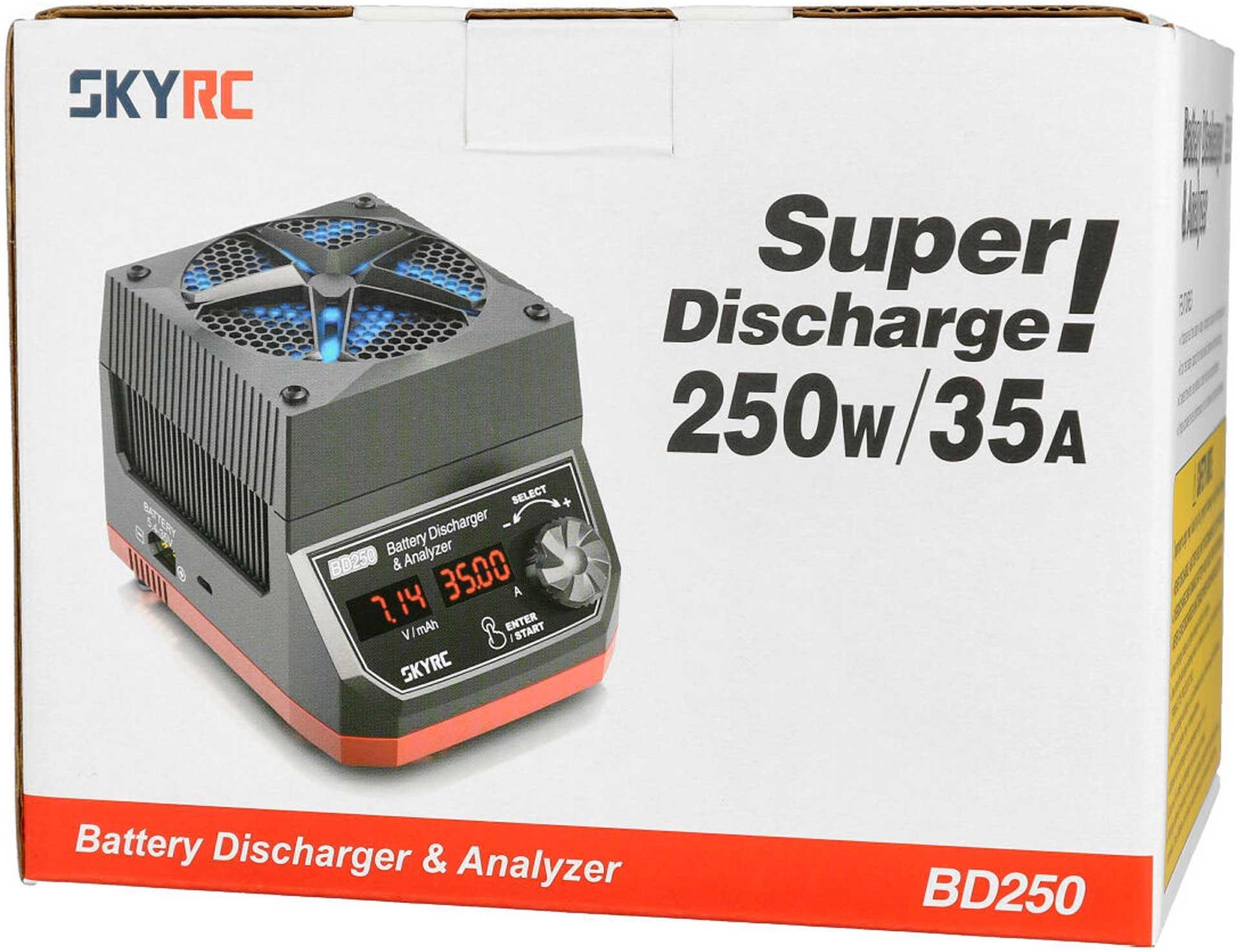 SKYRC BD250 Discharger 35A 250W