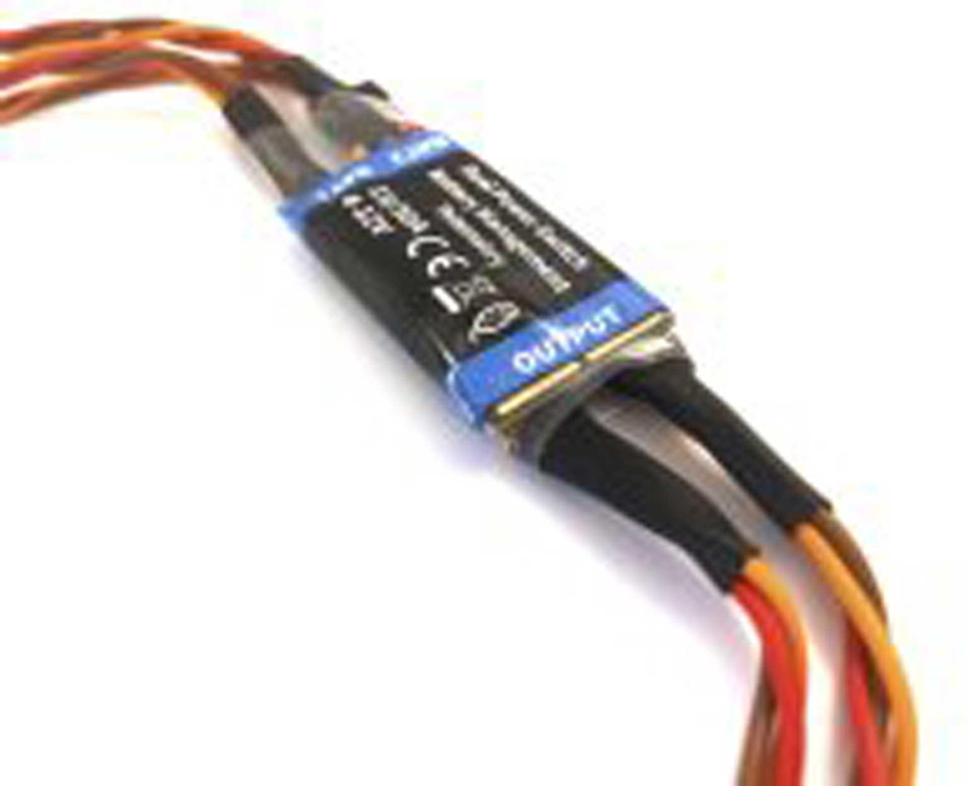 HEPF Voltario T60 mit JR Steckersystem