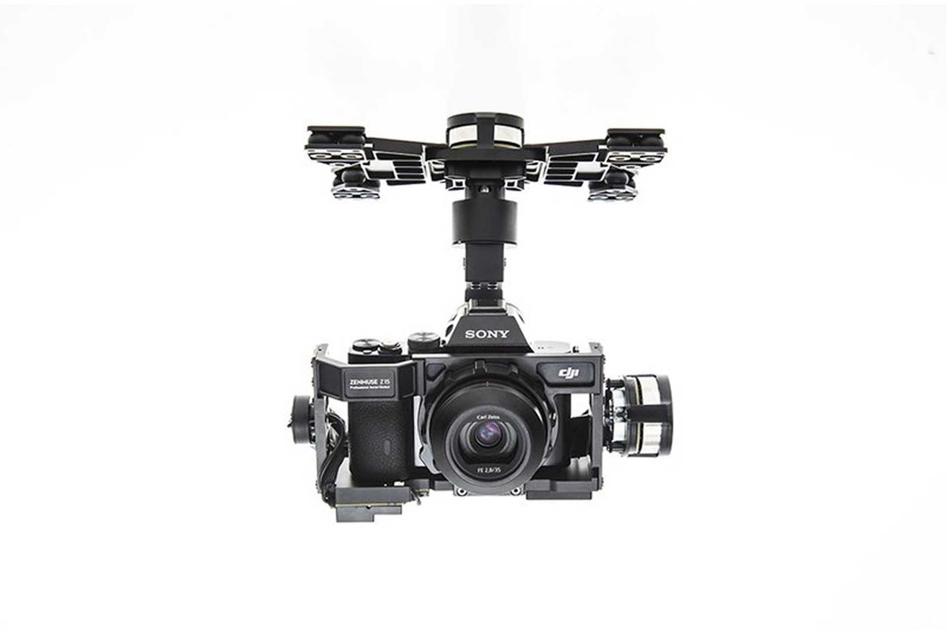 DJI ZENMUSE Z15 A7S CAMERA GIMBAL  FOR SONY A7S / A7R I (NOT II)