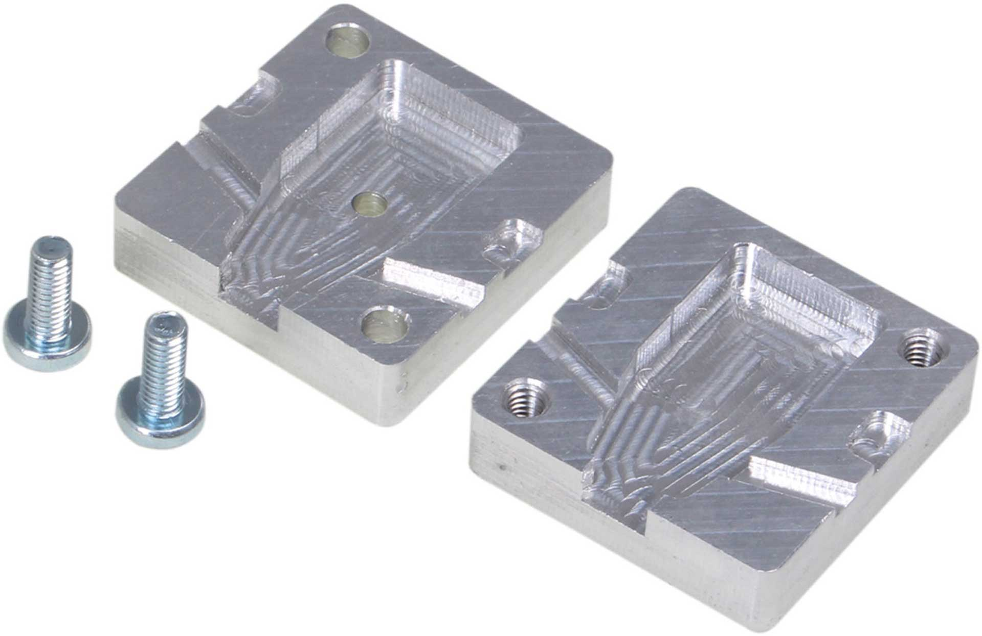 ROBBE CNC GIEßFORM ALU MPX STECKER 6-POL