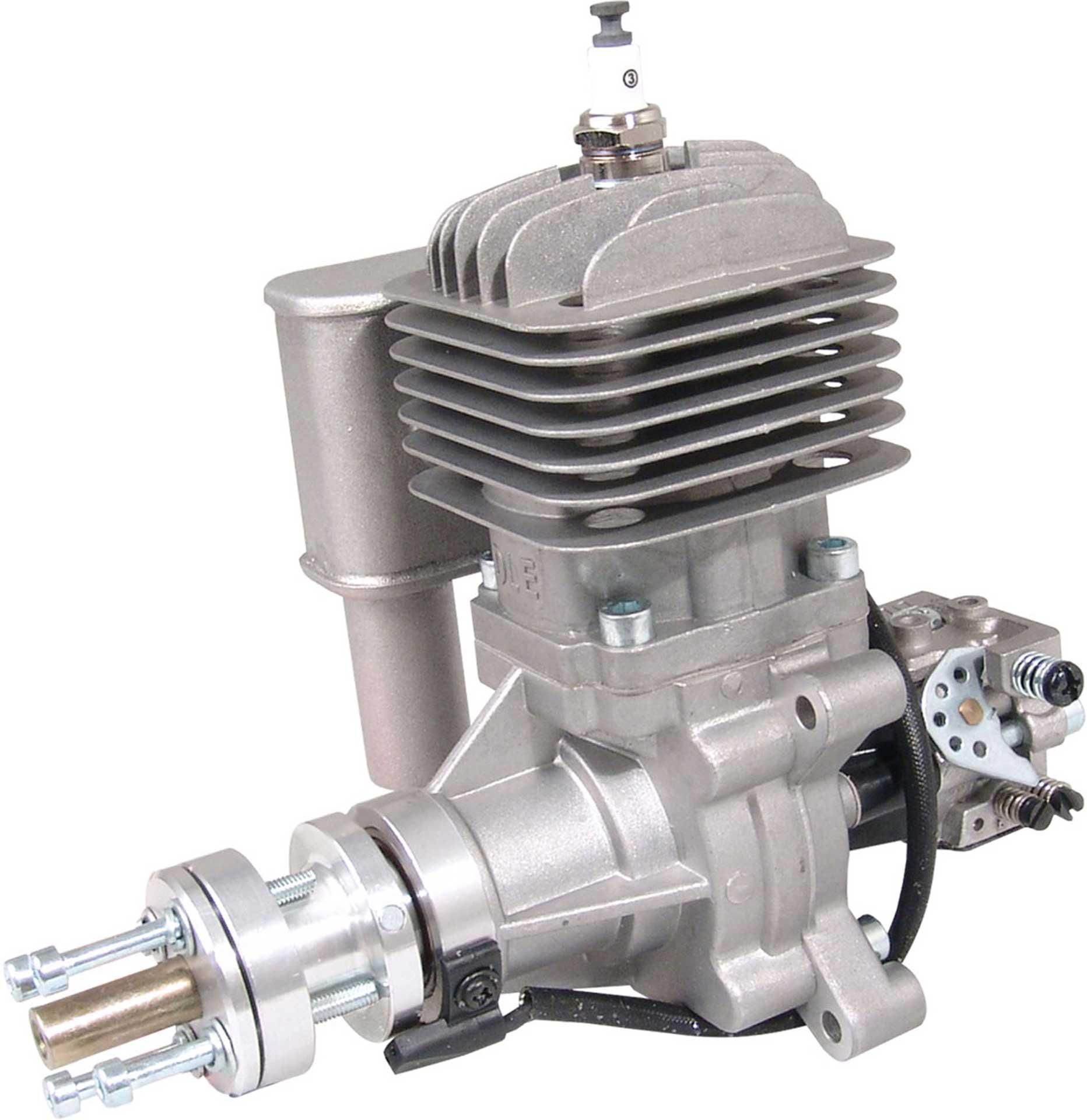DLE Engines DL (DLE) 30 MOTEUR À ESSENCE SORTIE LATÉRAL AVEC ALLUMAGE ÉLECTRONIQUE