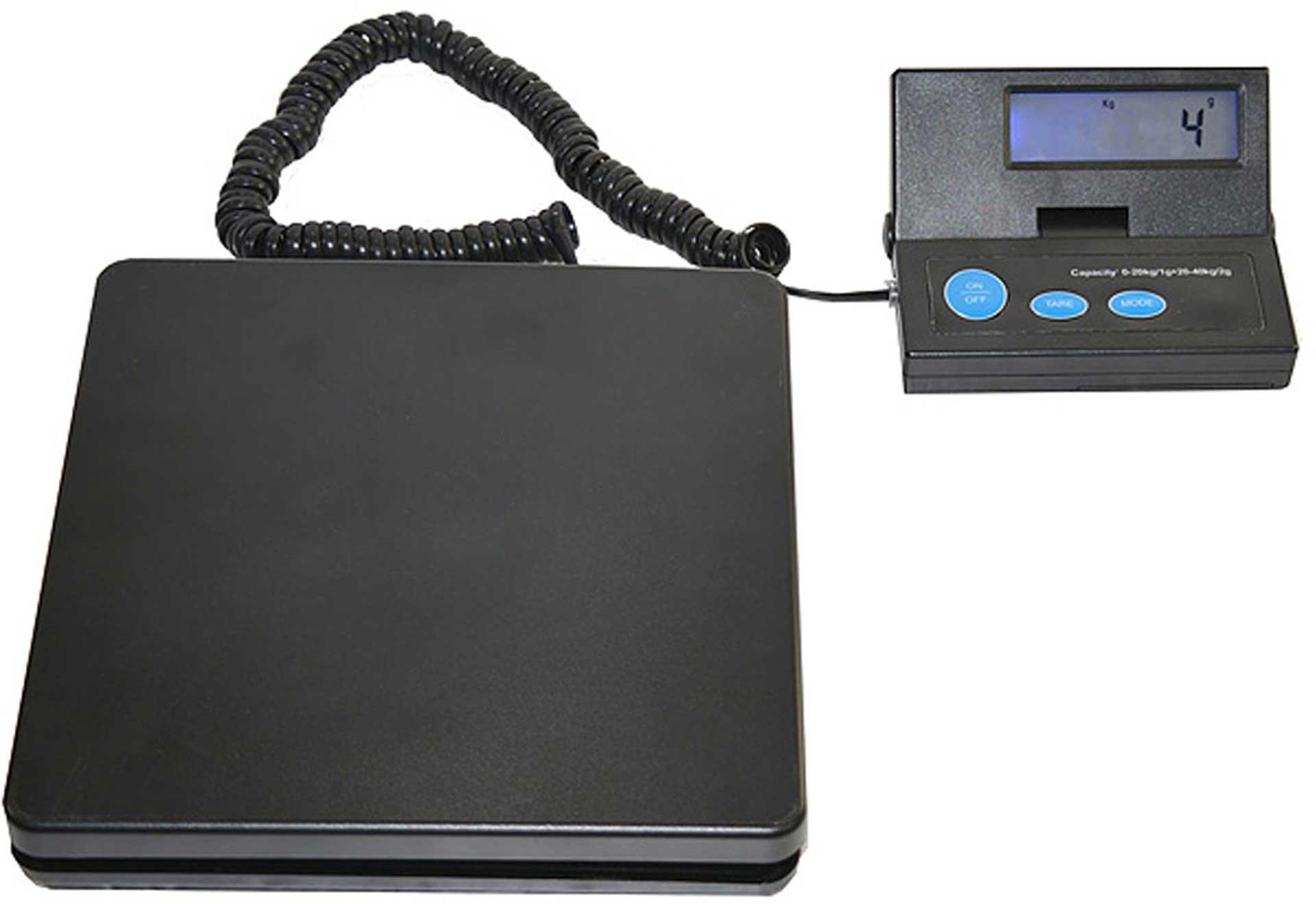 R&G Digitalwaage bis 40 kg