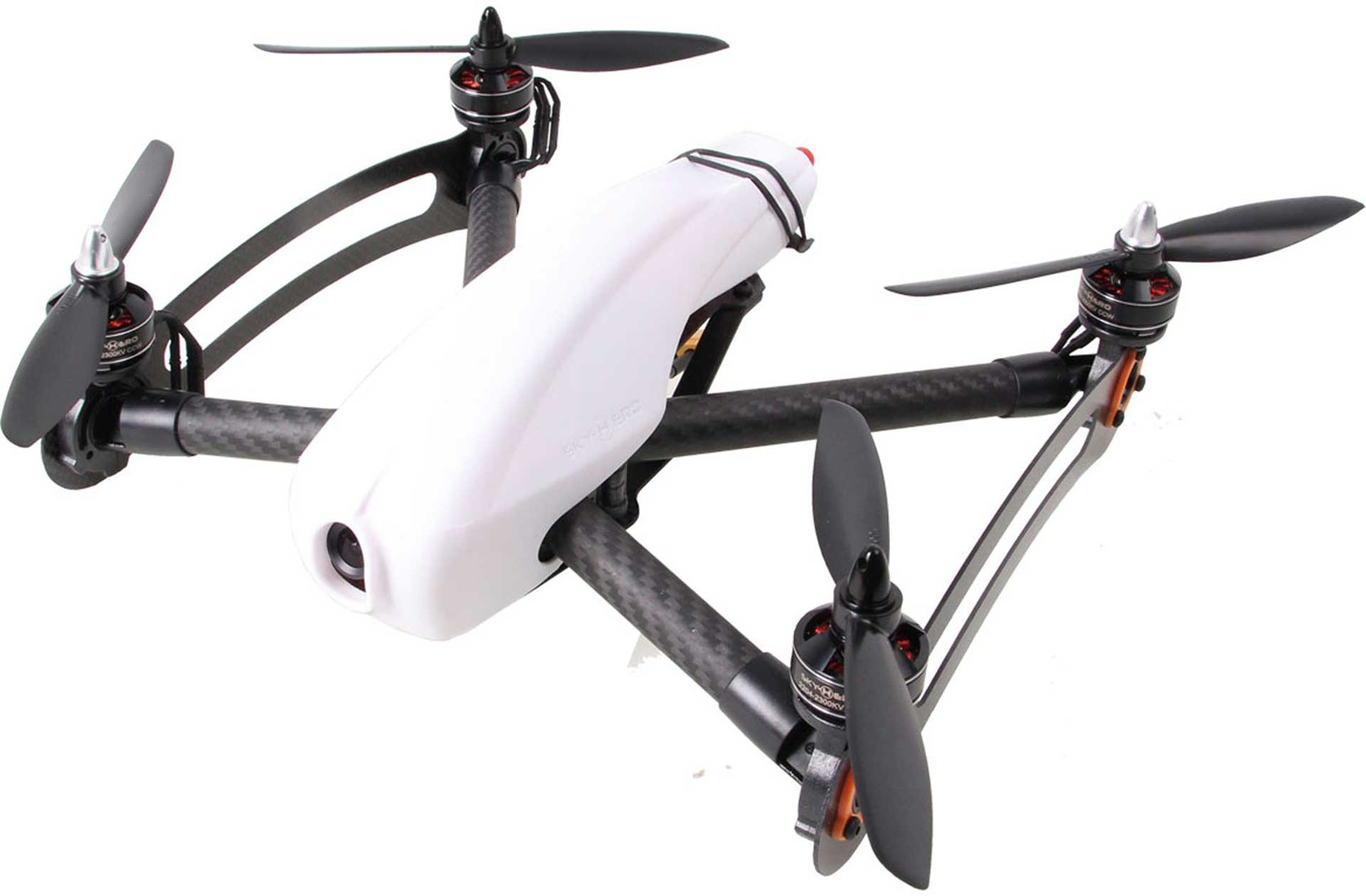 "SKY-HERO ANAKIN 6"" ARF FPV 280 RACE COPTER INCL. FPV TRANSMITTER,  PRE-INSTALLED"