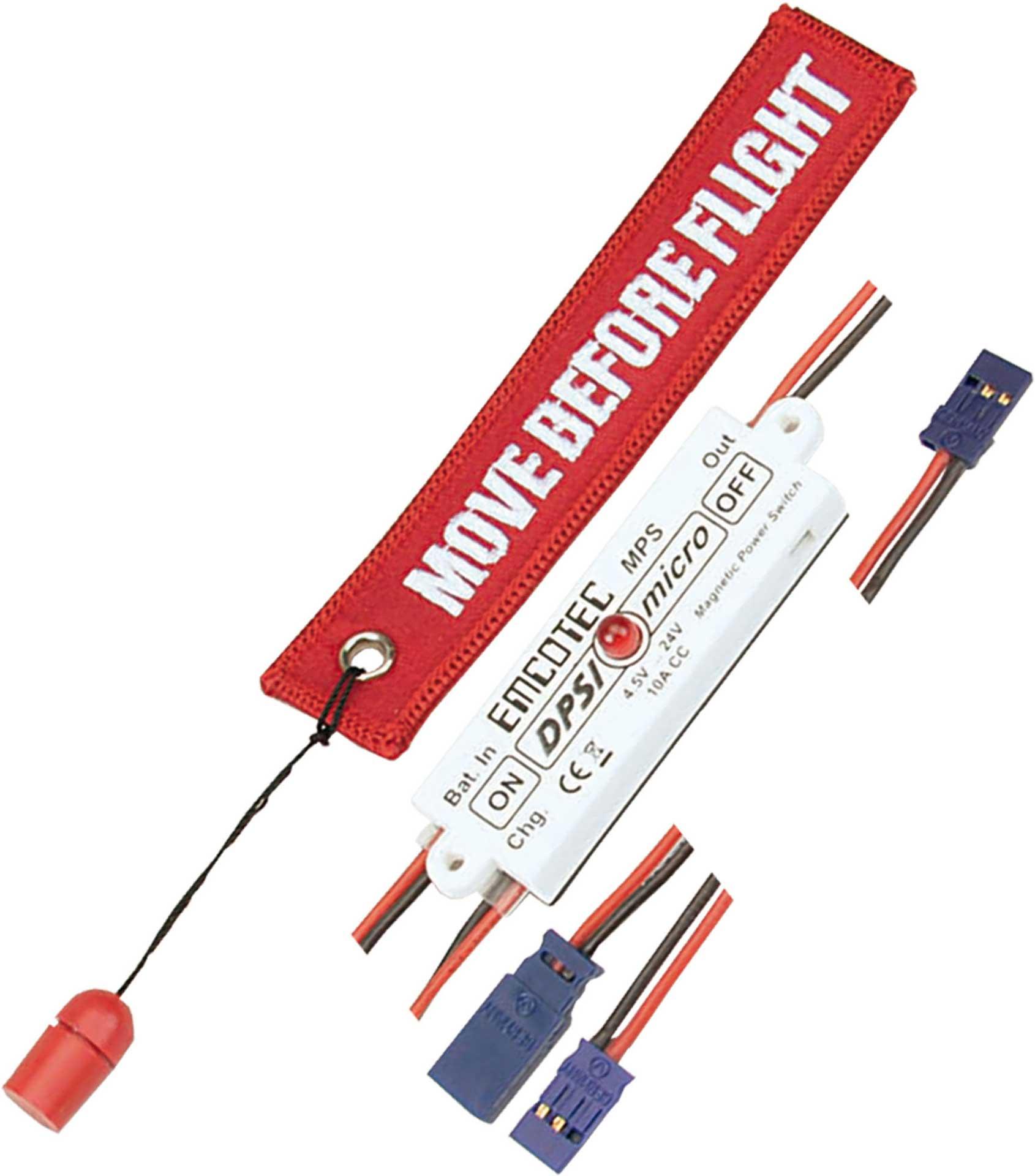 EMCOTEC DPSI MICRO MPS MAGNET SCHALTER