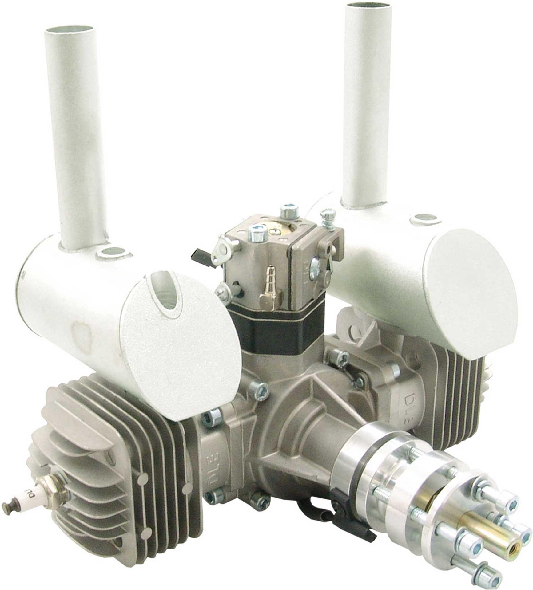 DLE Engines DLE 60 2-ZYLINDER BENZIN MOTOR