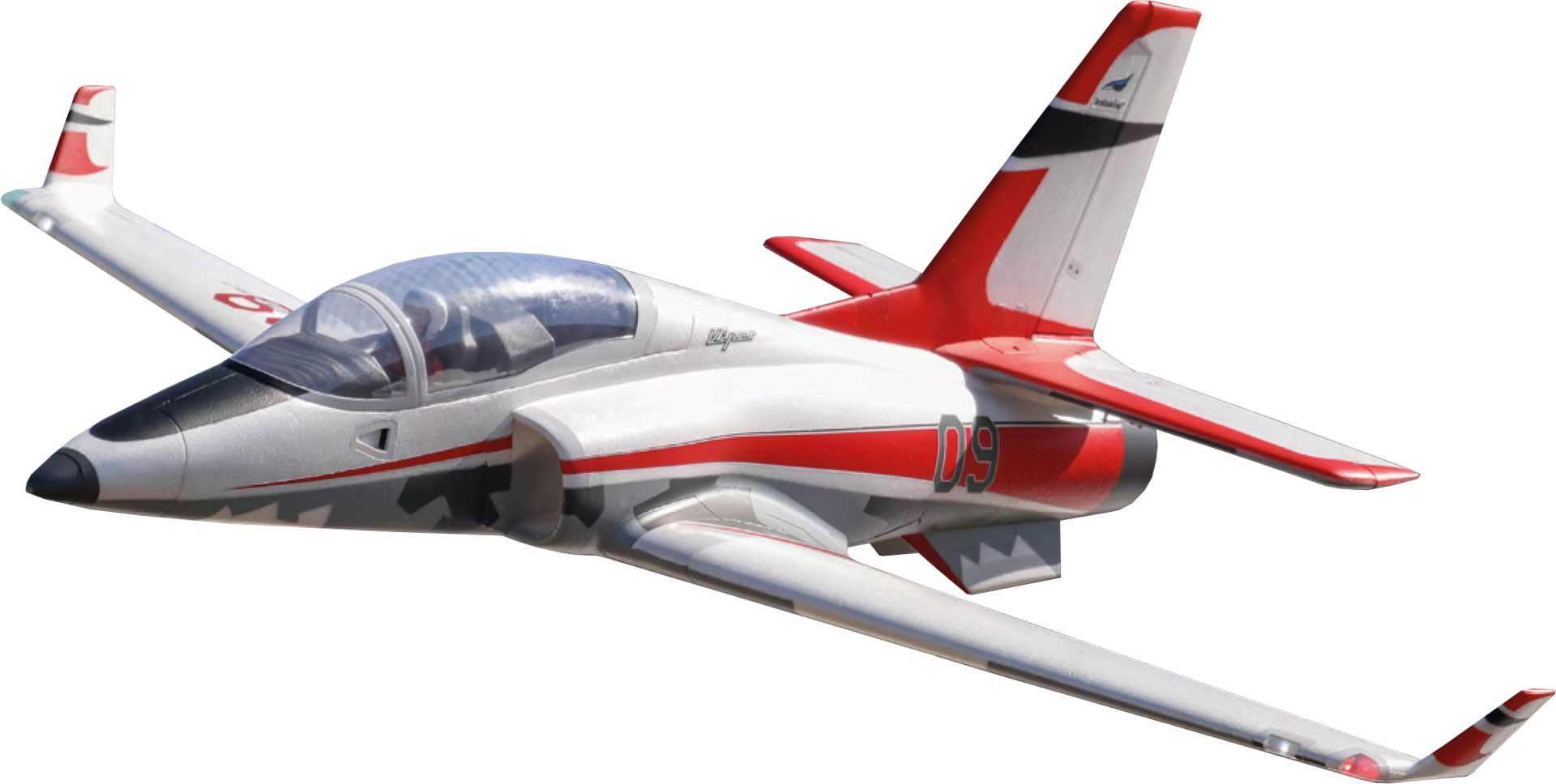 E-FLITE Viper 90mm EDF Jet w/Smart BNF Basic