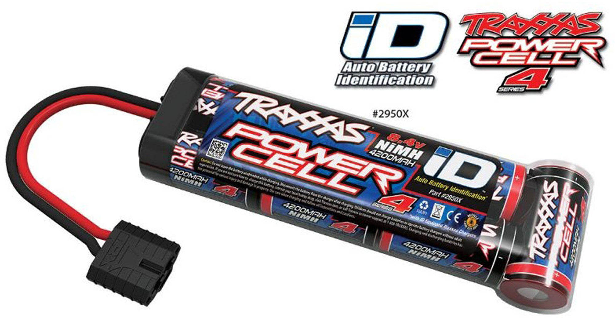 TRAXXAS Power Cell Series4 8,4V 4200mAh