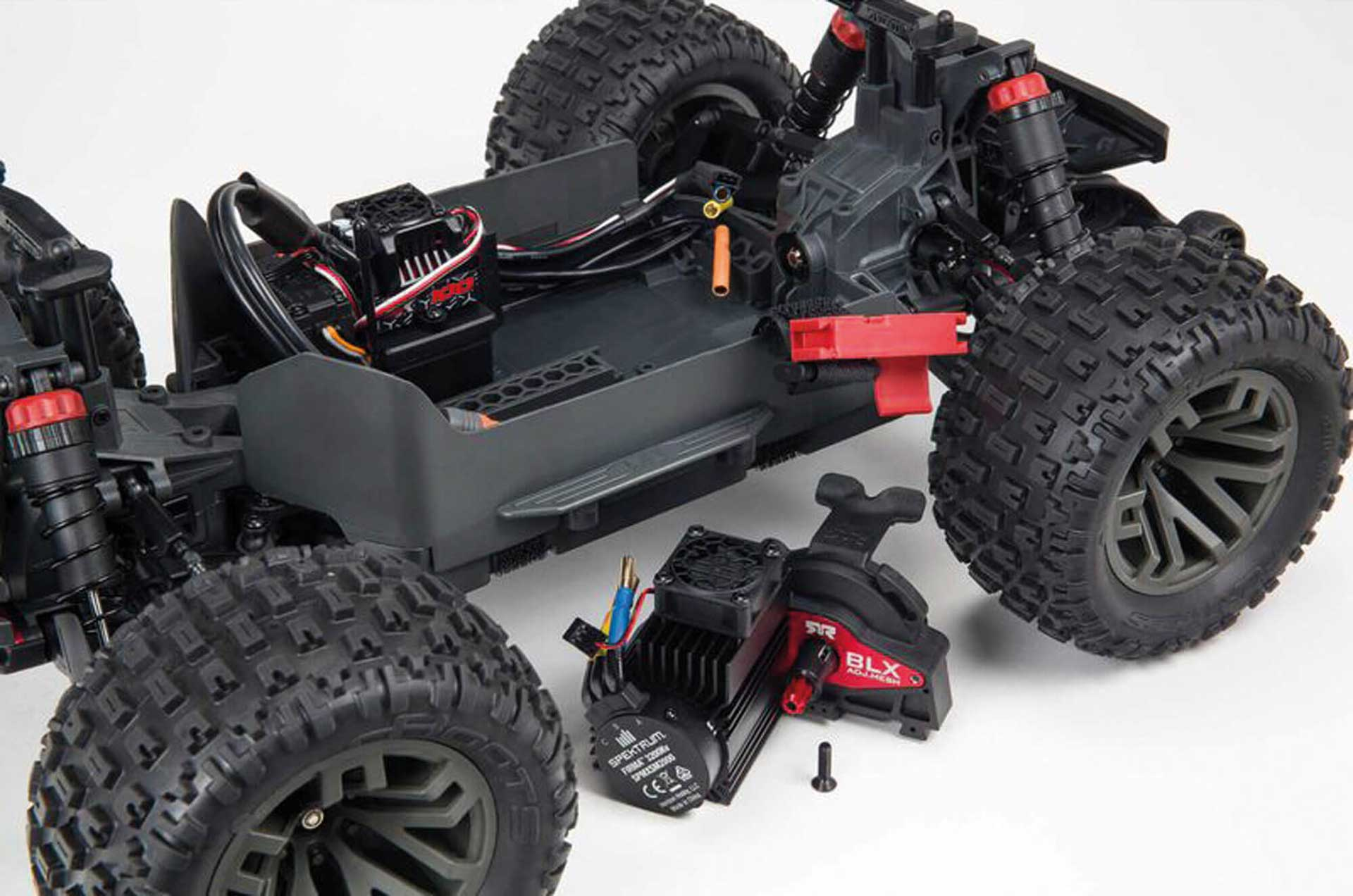 ARRMA GRANITE 4X4 3S BLX Brushless 1/10th 4wd MT Color1
