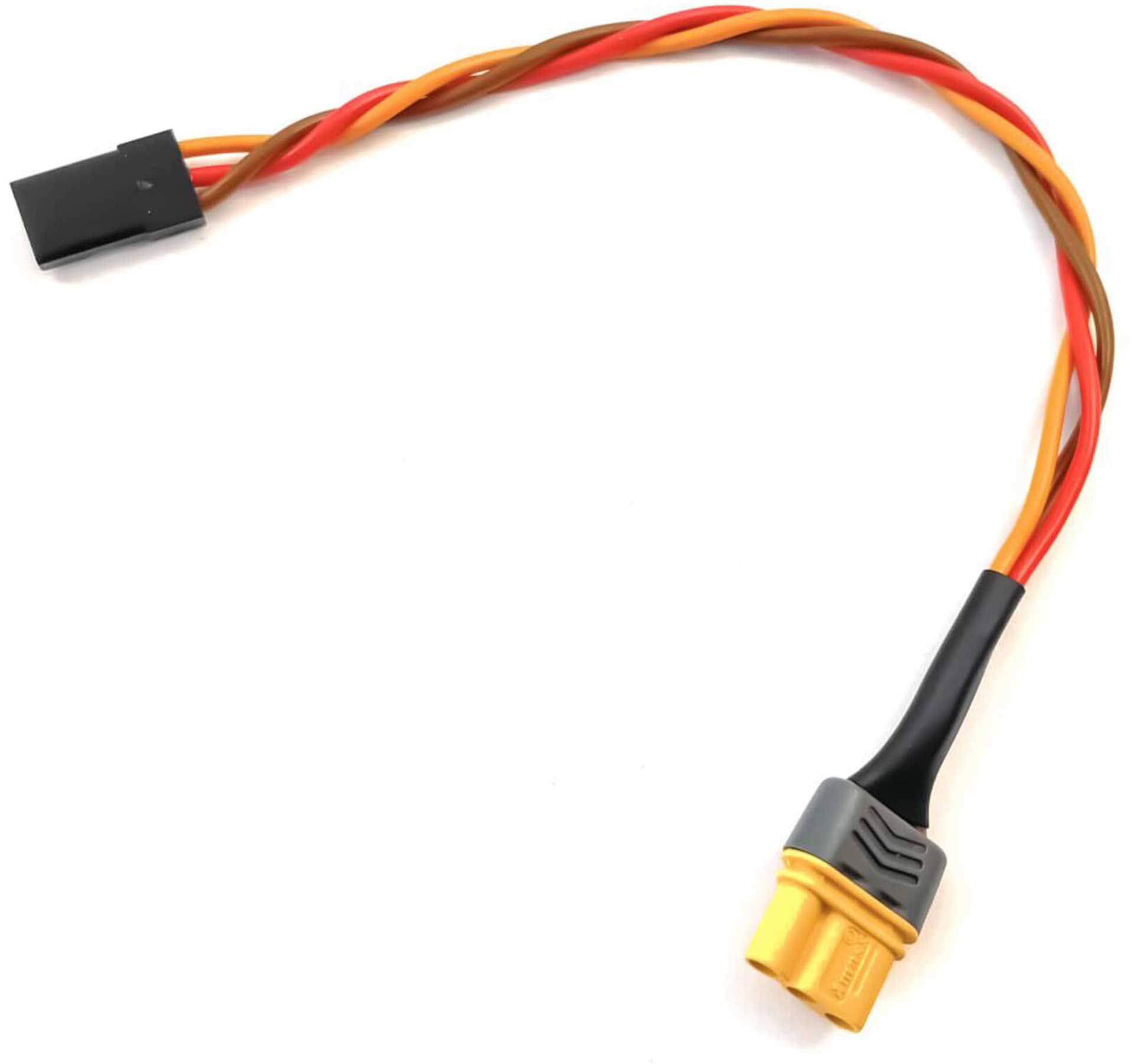 Hepf Adapter cable MR30 female to fit JR uu SE6 Servo Expander