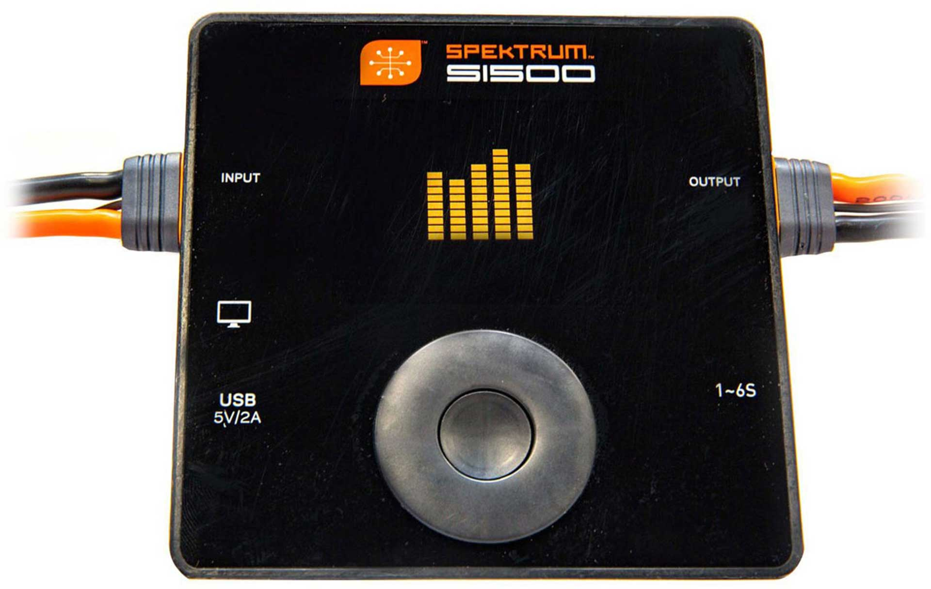 SPEKTRUM SMART S1500 DC CHARGER 1X500W