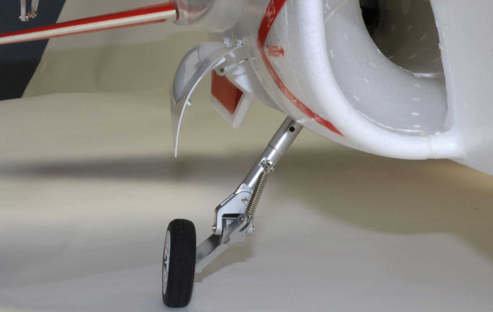 PREMIER AIRCRAFT Flexjet G2 Orange EDF Impeller Jet PNP mit Aura 8