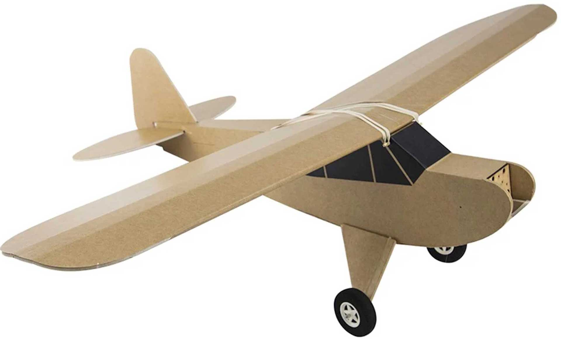 FLITE TEST Simple Cub Electric Airplane Kit (956mm)