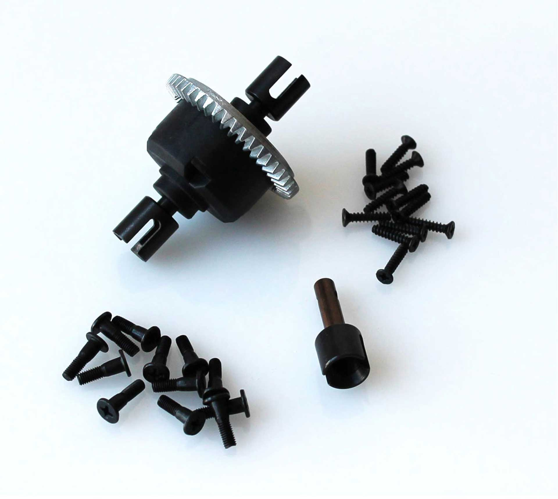 DRIVE & FLY MODELS DIFFERENTIAL HOTFIRE