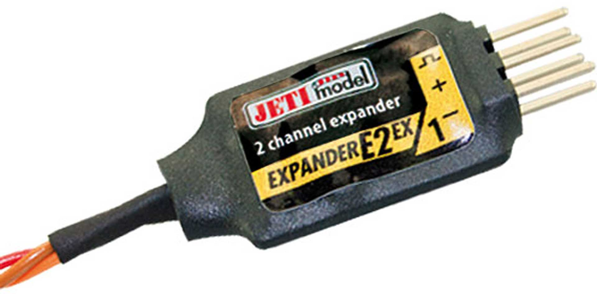 JETI DUPLEX 2.4EX E2 EXPANDER