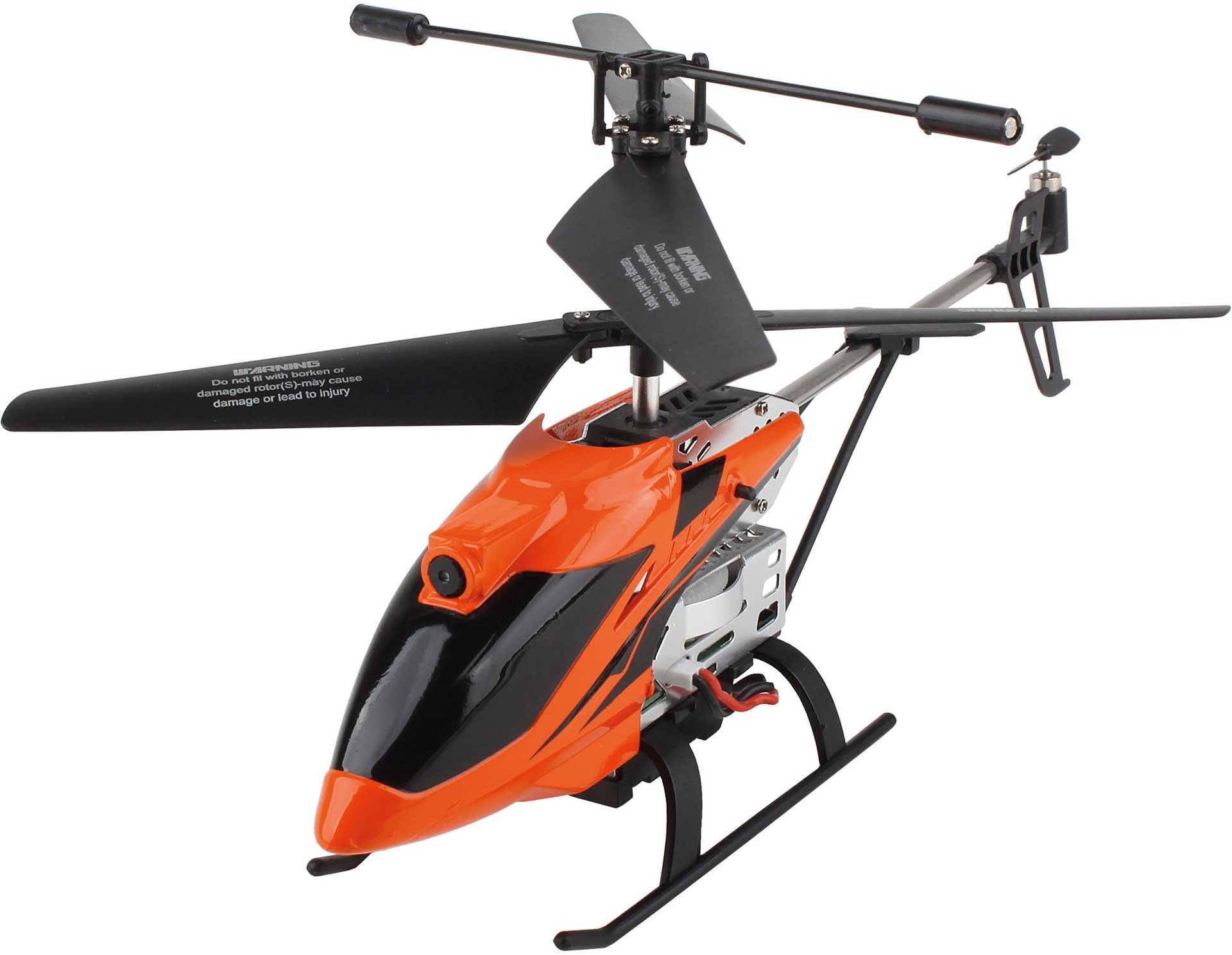 DRIVE & FLY MODELS DF-100 Pro FPV helicopter with FPV camera with altitude stabilization