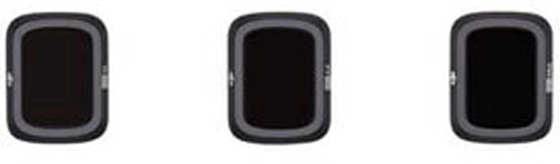 DJI MAVIC AIR 2 ND FILTER-SET (ND16/64/256)