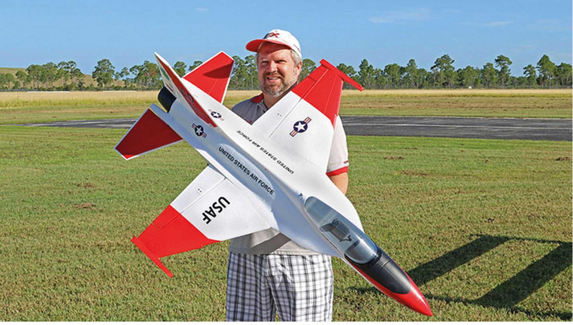 PREMIER AIRCRAFT FLEXJET 90MM EDF IMPELLER JET SUPER PNP WITH AURA 8 AFCS