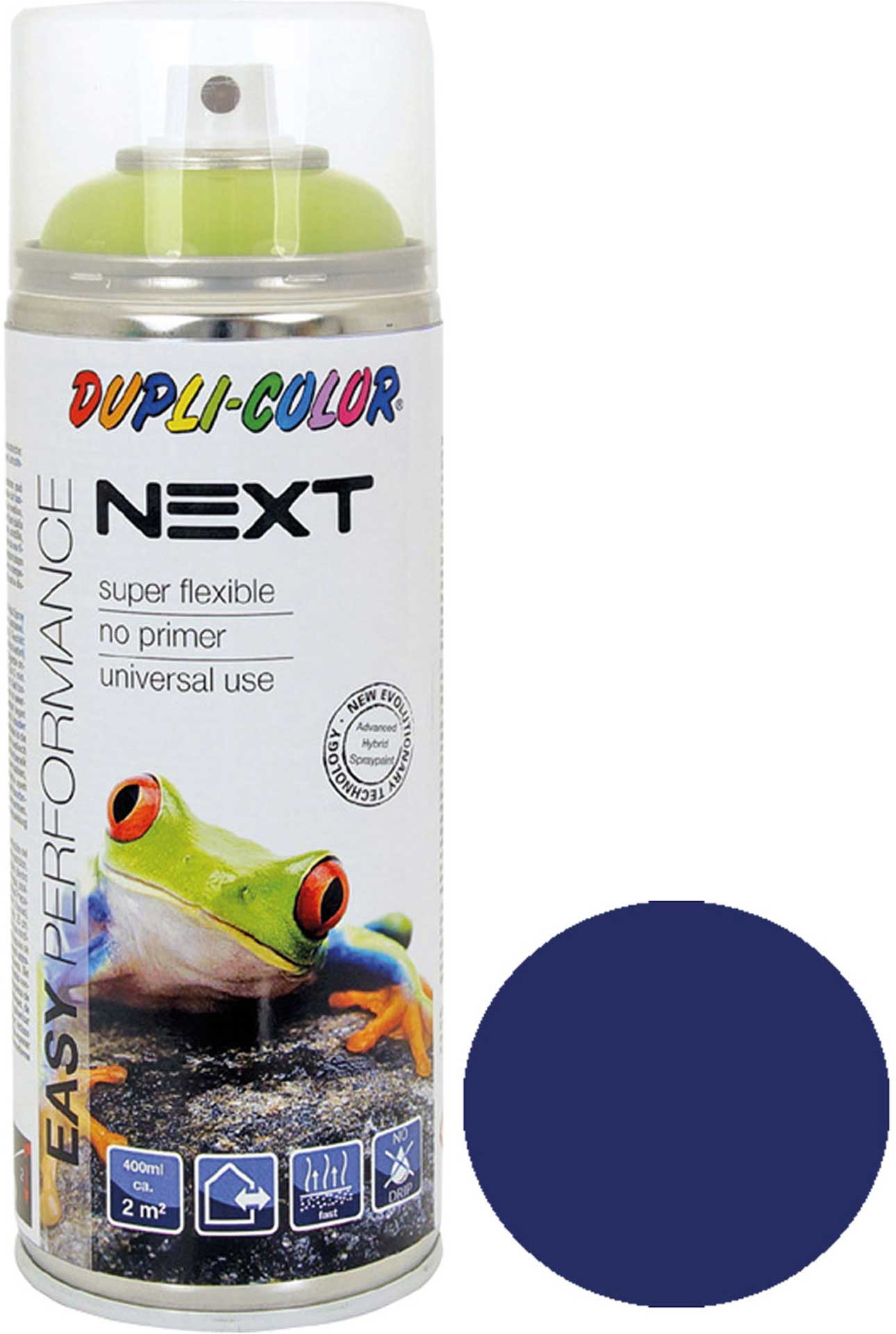 DUPLI-COLOR NEXT RAL 5002 ULTRAMARINE BLUE 400ML SPRAY LACQUER