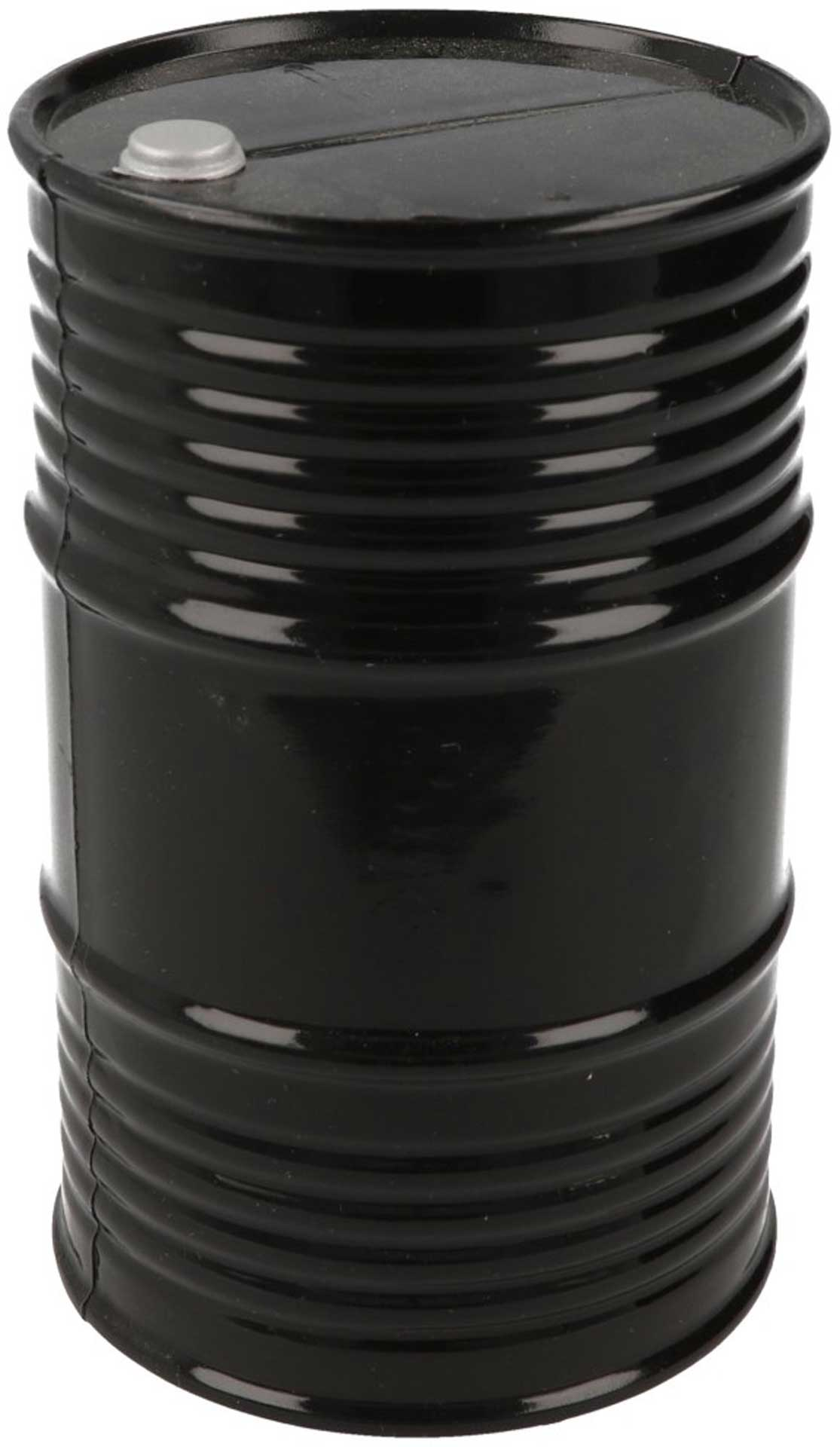 ROBITRONIC Oil Barrel Plastic Black 95x60mm