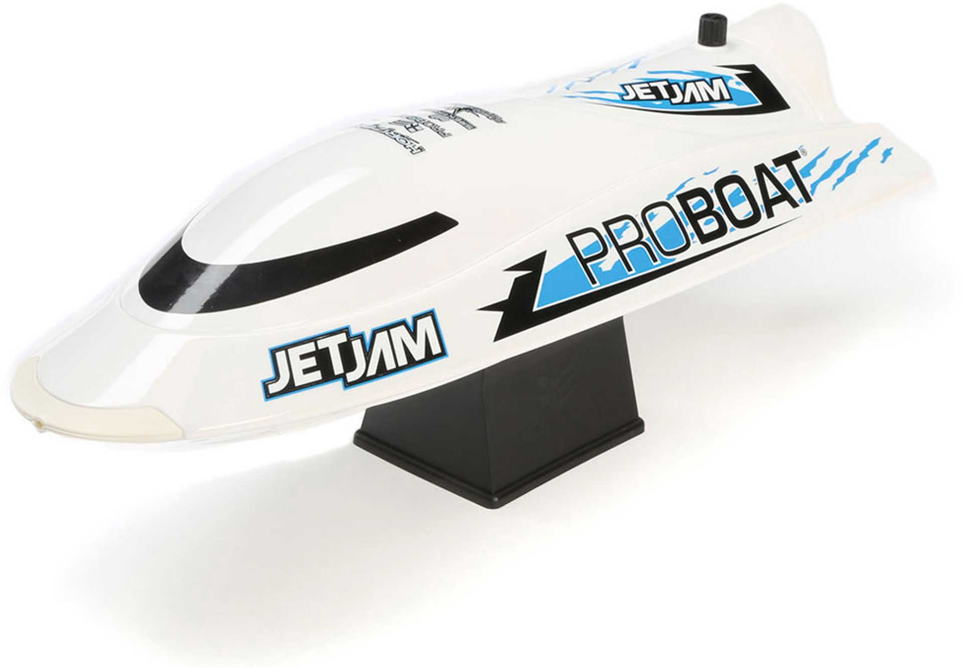 "PROBOAT JET JAM 12"" POOL RACER RTR WHITE POOLFUN WITH JET DRIVE"