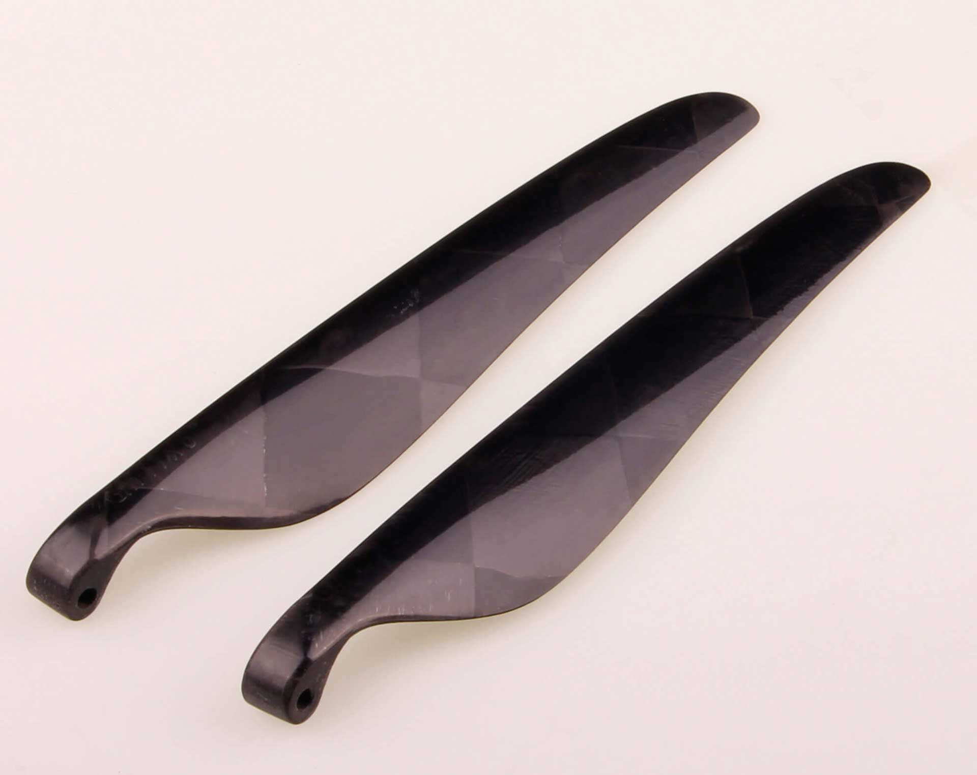 GM Propellers Folding propeller F5J 11x6 Direct Drive Carbon black 1 pair