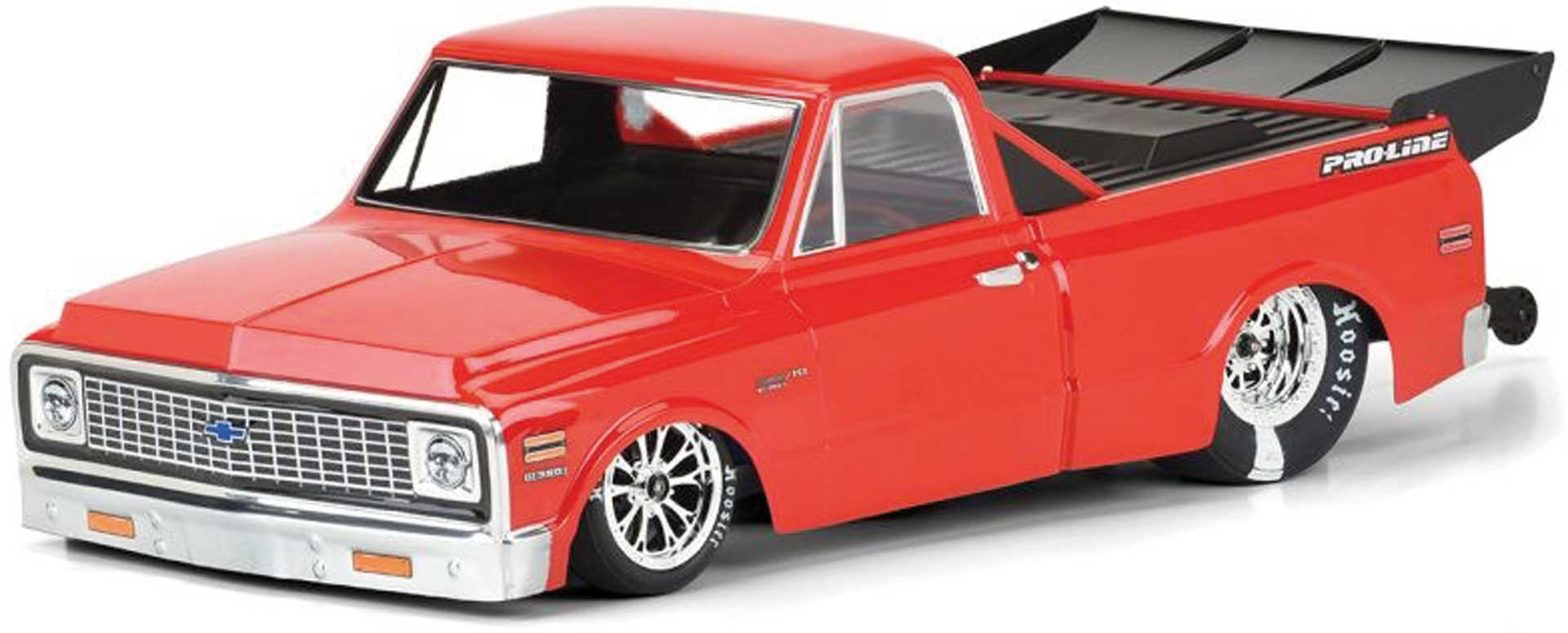 PROLINE 1972 CHEVY C-10 CHECK CLEAR FOR SLASH 2WD