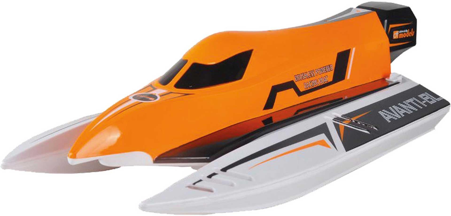 DRIVE & FLY MODELS AVANTI-BL BRUSHLESS RENNBOOT RTR