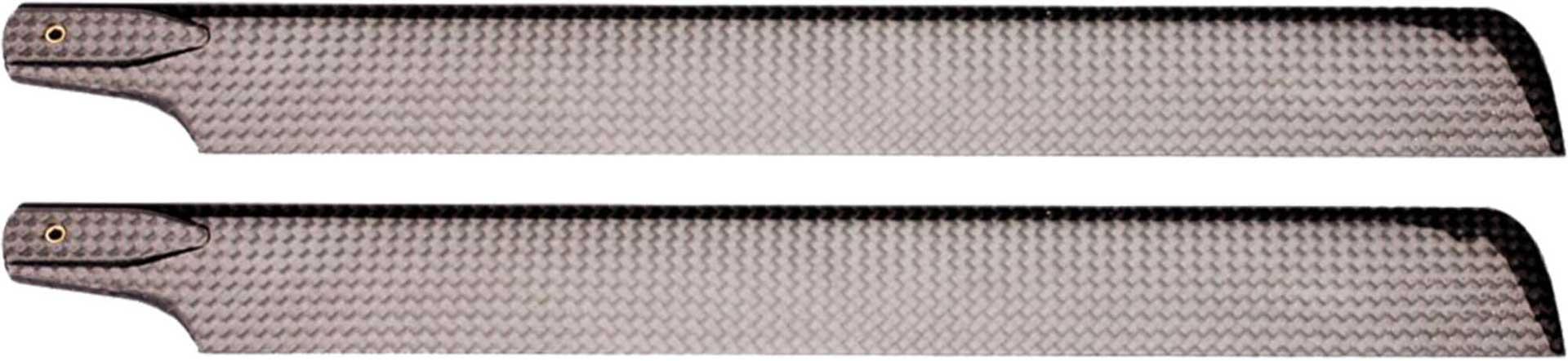 BLADE (E-FLITE) HAUPTROTORBLÄTTER CARBON 245MM BLADE 250 CFX / 300 X