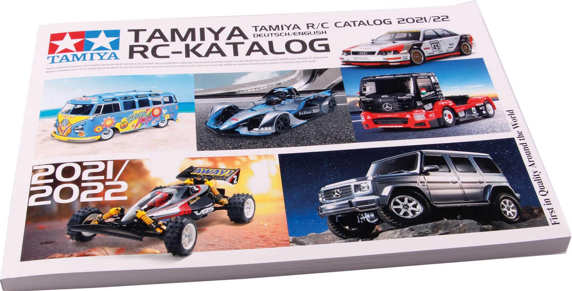 TAMIYA RC Katalog 2021/2022