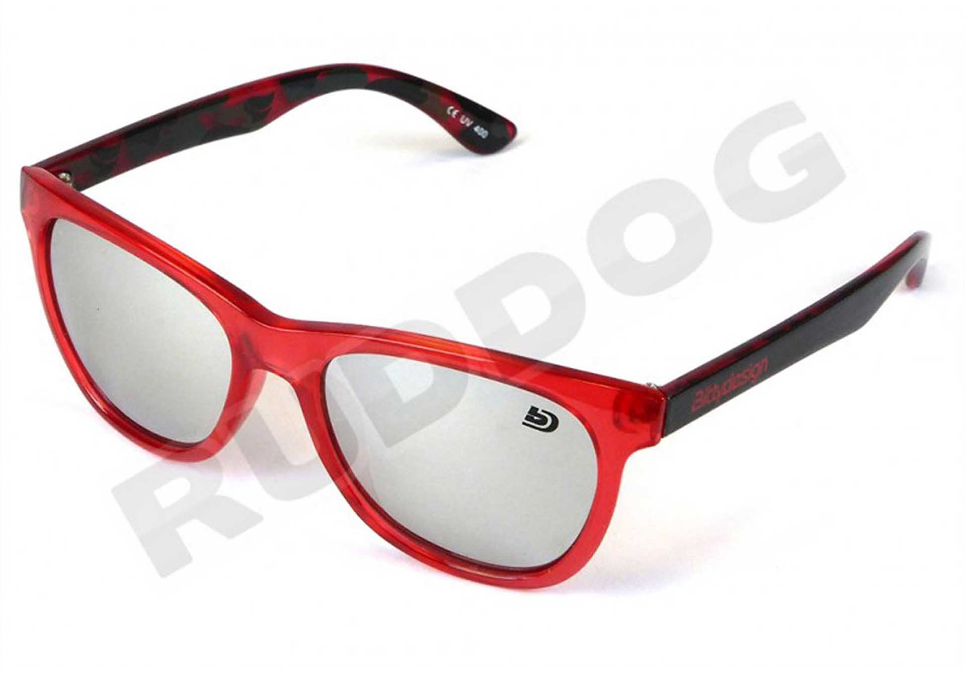 BITTYDESIGN VENICE PASSION SONNENBRILLE RED FRAME