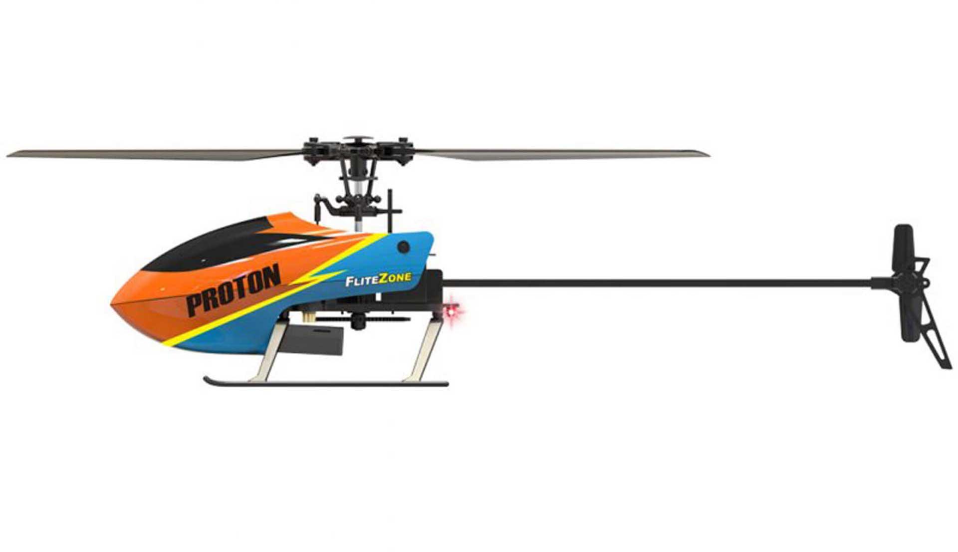 PICHLER Helicopter Proton RTF 2,4GHz