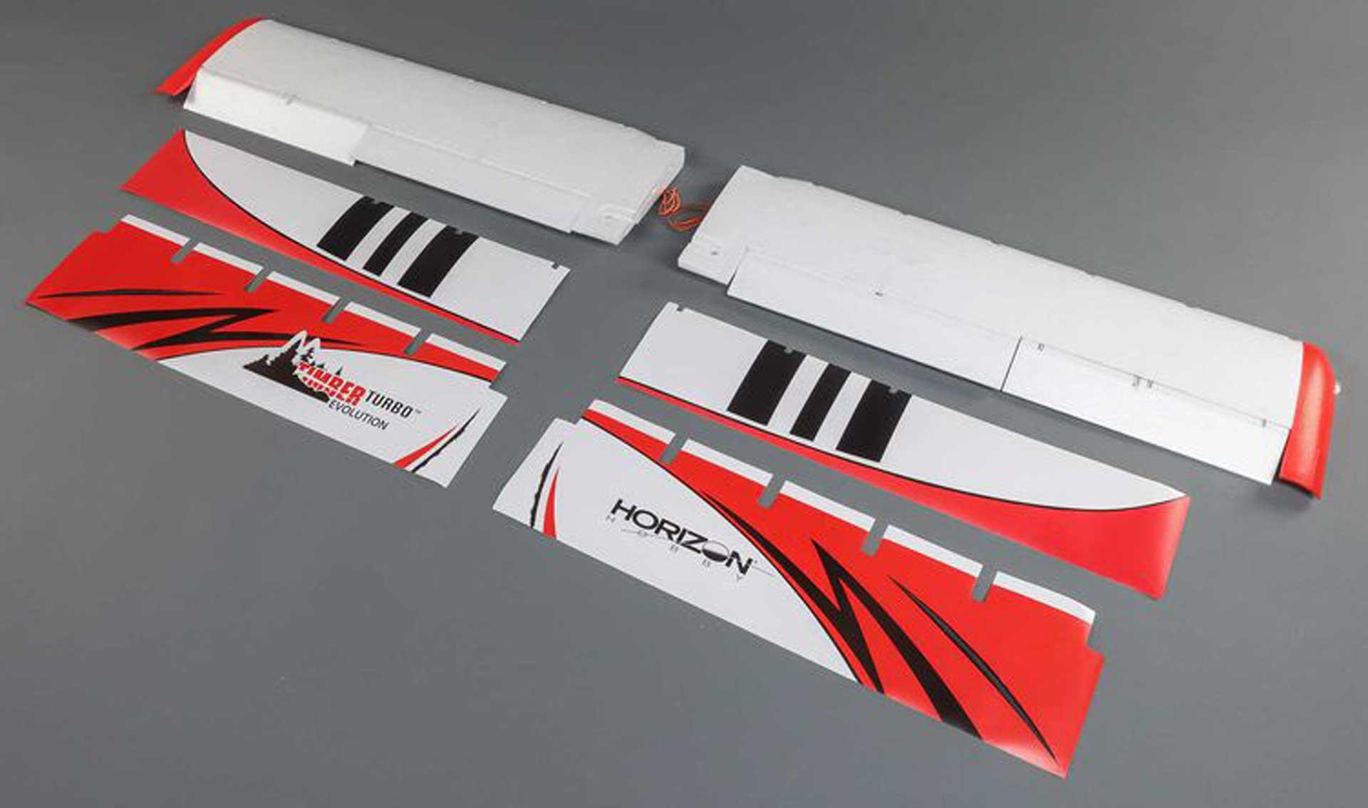 E-Flite Wing: Turbo Timber Evolution 1.5m