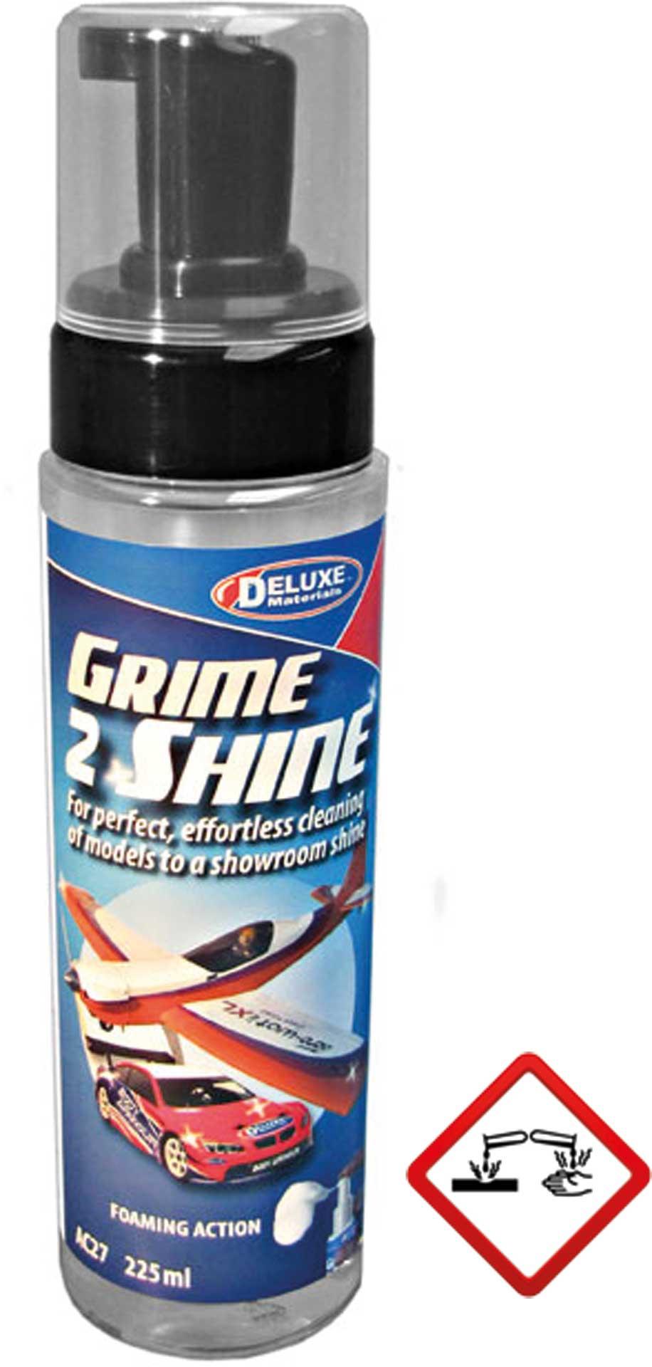 DELUXE GRIME 2 SHINE 225ML SCHAUMREINIGER