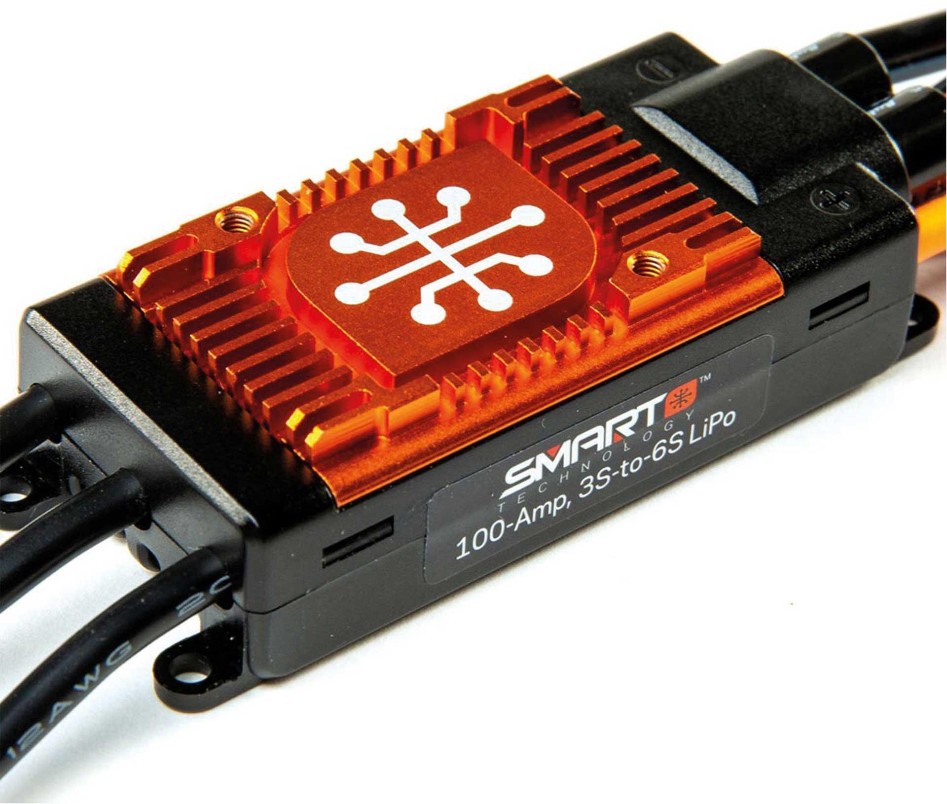 SPEKTRUM AVIAN 100 AMP BRUSHLESS SMART ESC 3S-6S