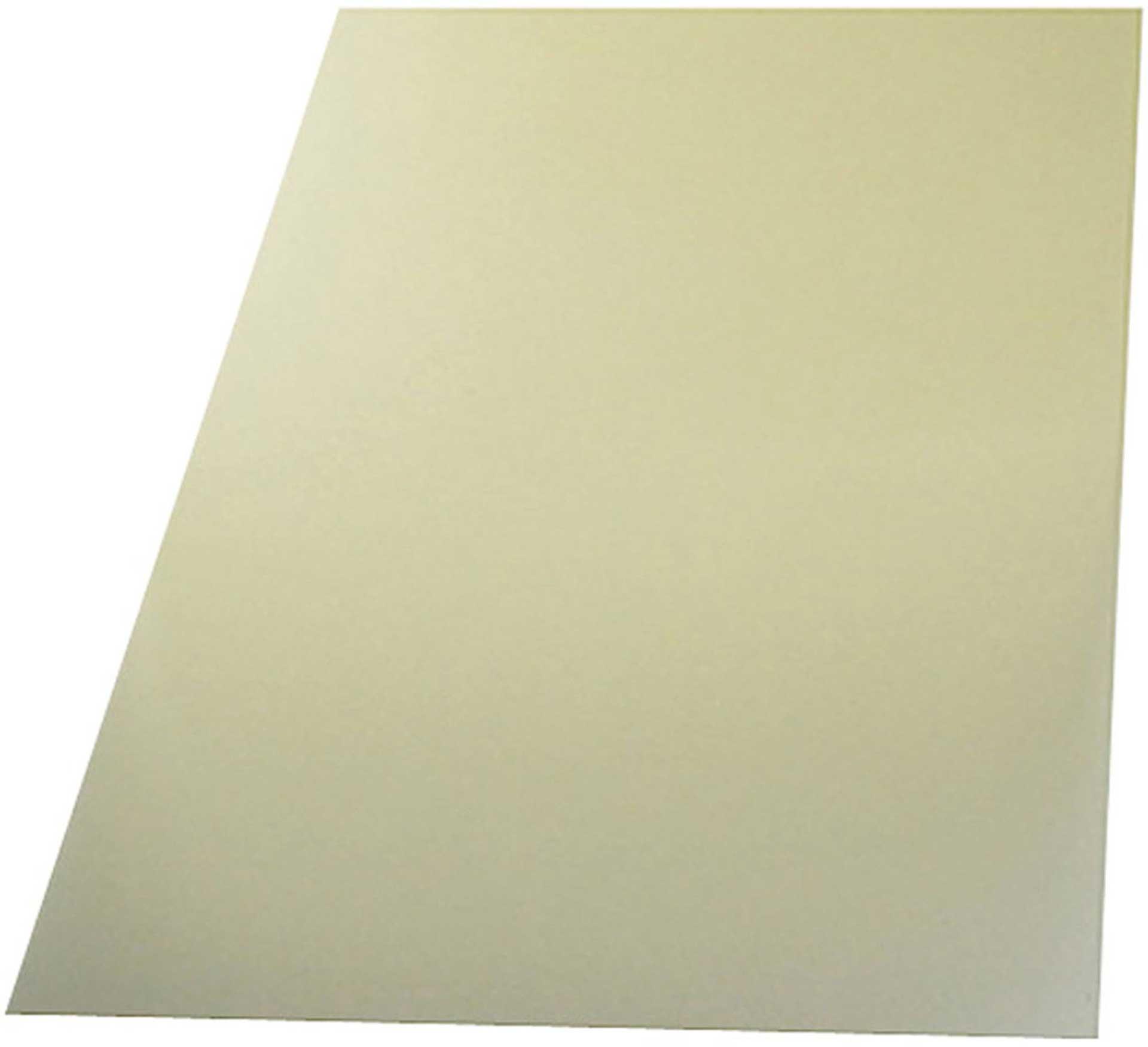 R&G GFK-PLATTE 620X540X0,5MM GEWICHT CA.330G