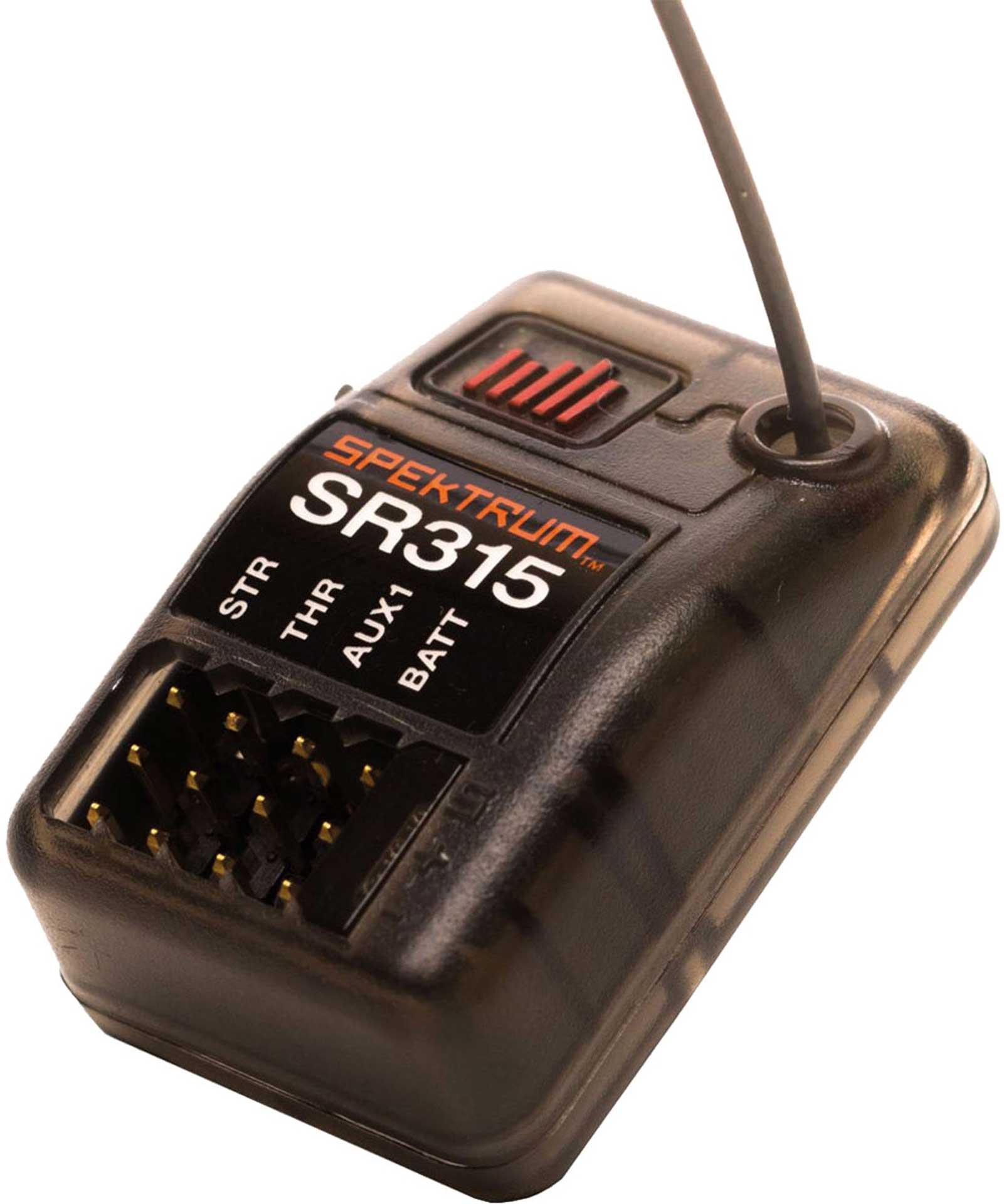 SPEKTRUM SR315 3-Channel DSMR SPort Receiver car