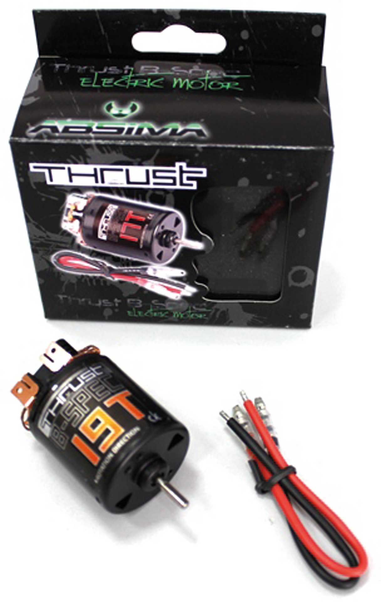 "ABSIMA Elektro Motor ""Thrust B-Spec"" 19T"