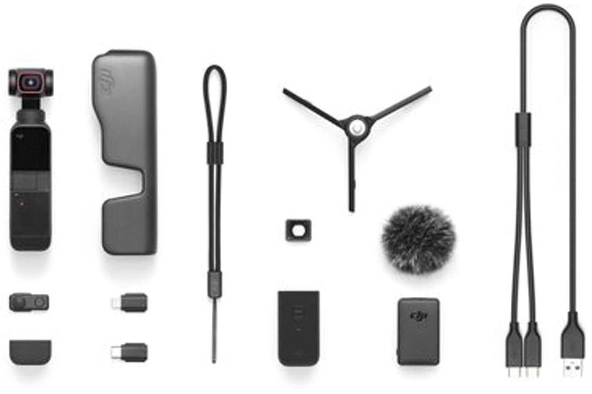 DJI Pocket 2 Kreativ Combo