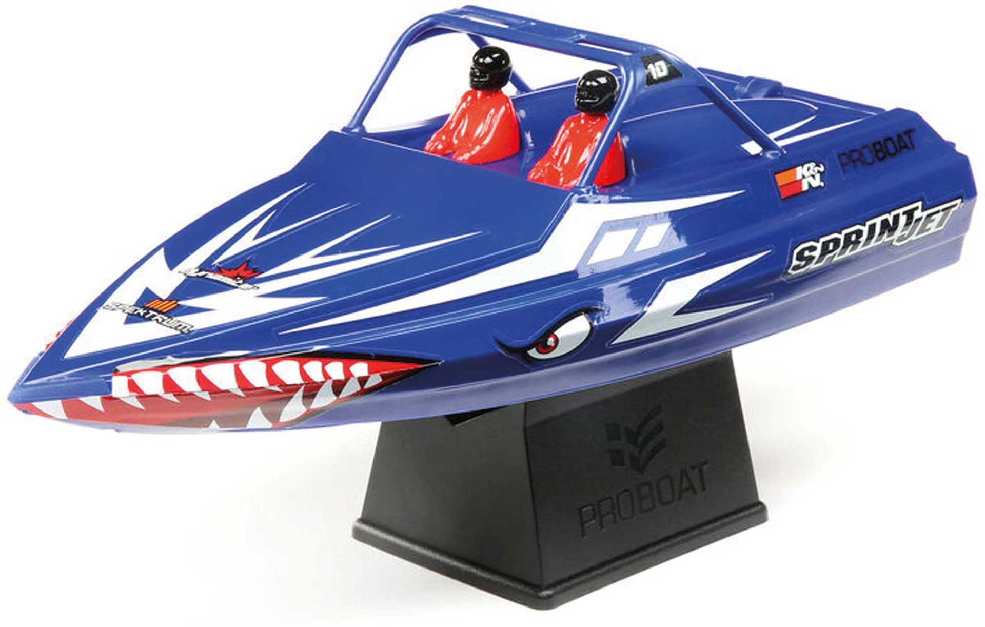 PROBOAT SPRINT JET 9-INCH BOAT RTR BLUE