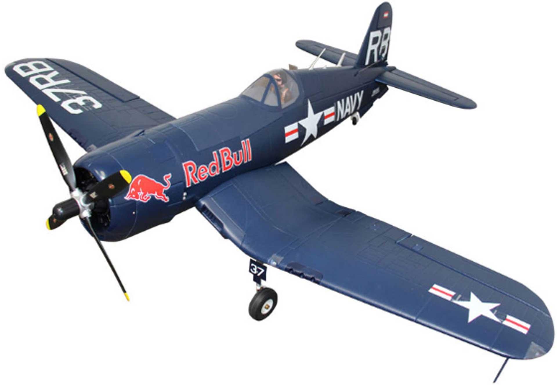 STAUFENBIEL Red Bull F4U-4 Corsair PNP