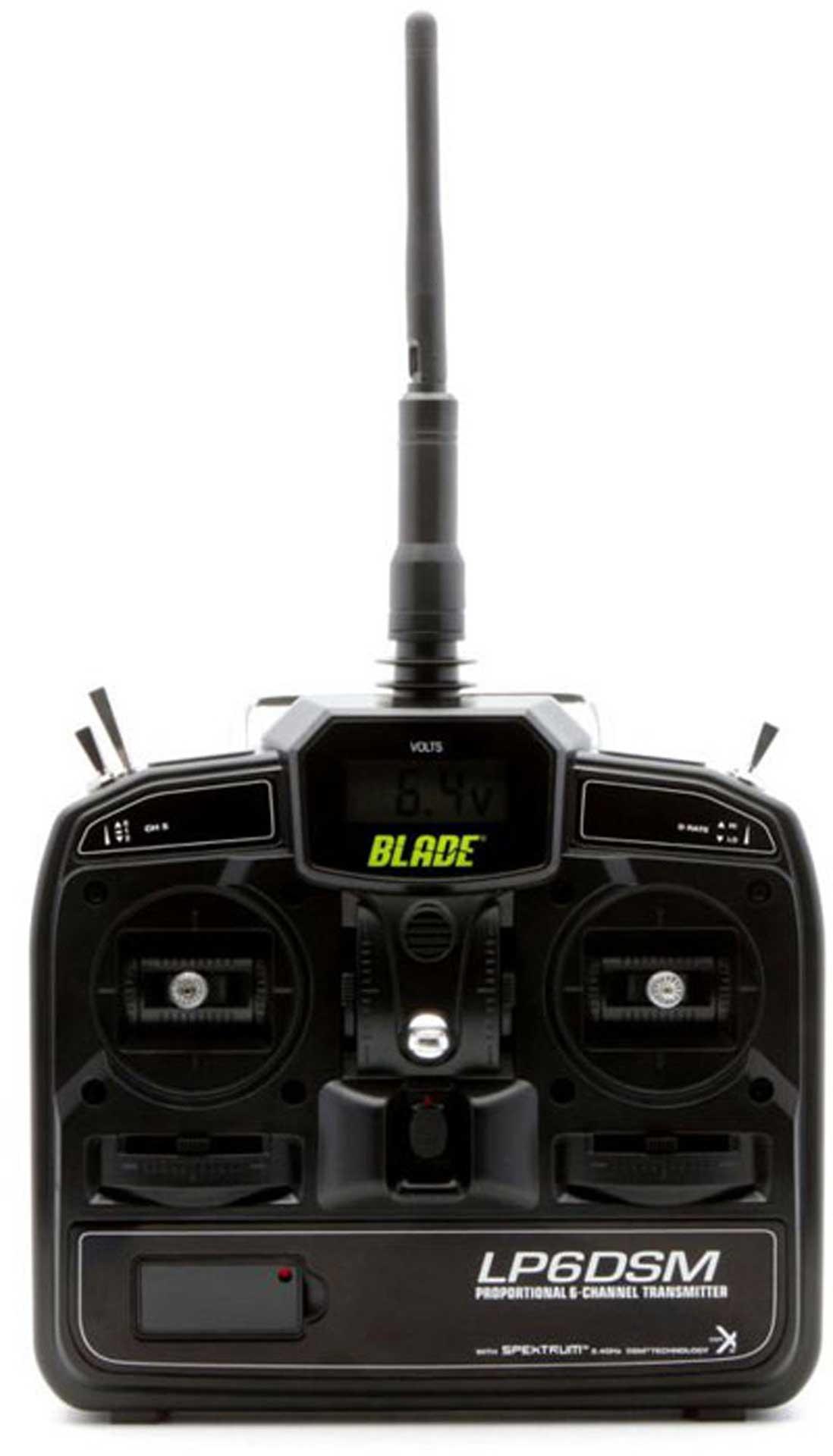 BLADE (E-FLITE) LP6DSM M. SAFE FUNKTION BLADE 200 SR X