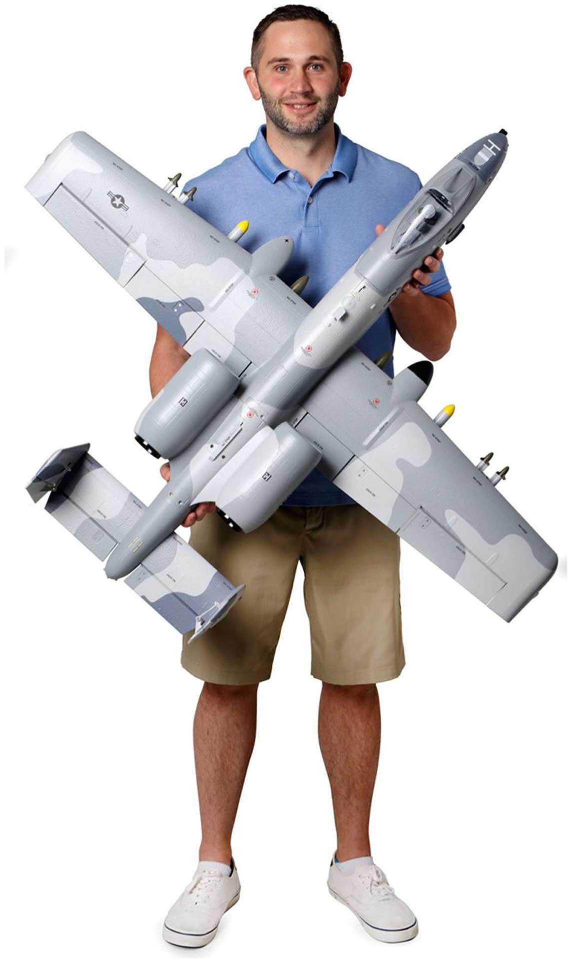 E-Flite A-10 THUNDERBOLT II 64MM EDF PNP