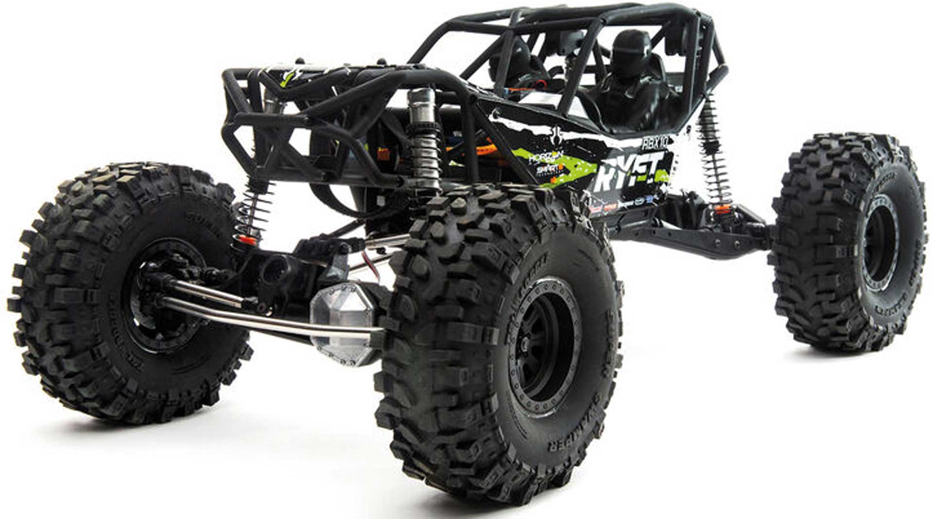 AXIAL RBX10 Ryft 1/10 4WD RTR black